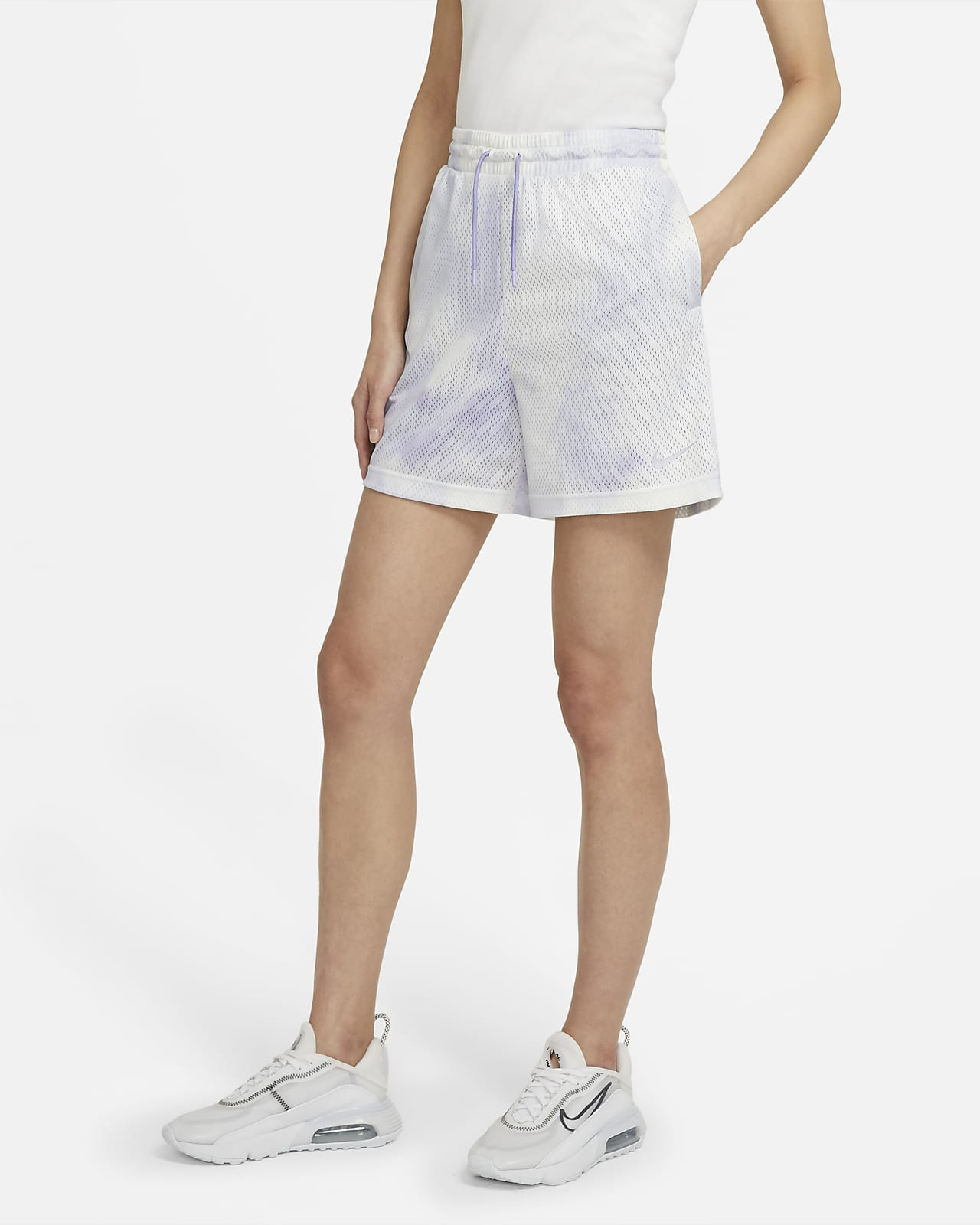 Nike Sportswear Icon Clash 女款短褲