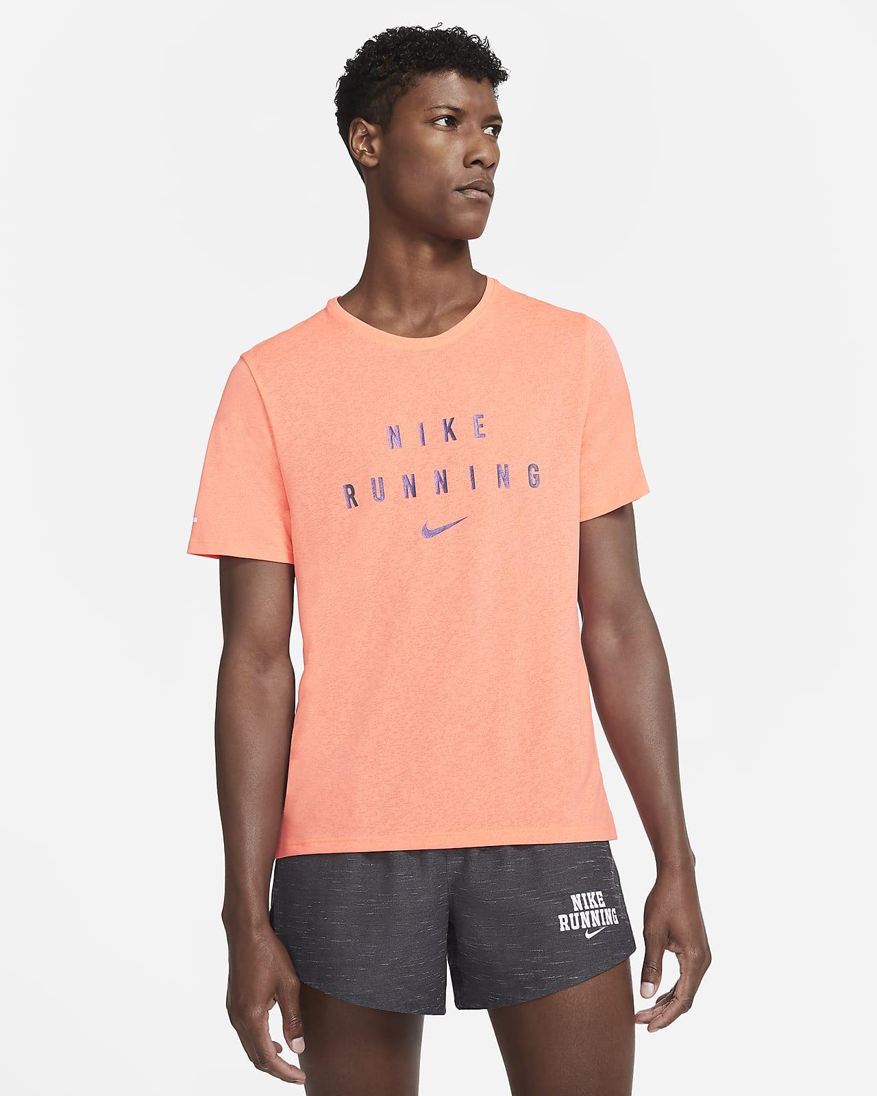 Nike Dri-FIT Miler Run Division Men's Running Top