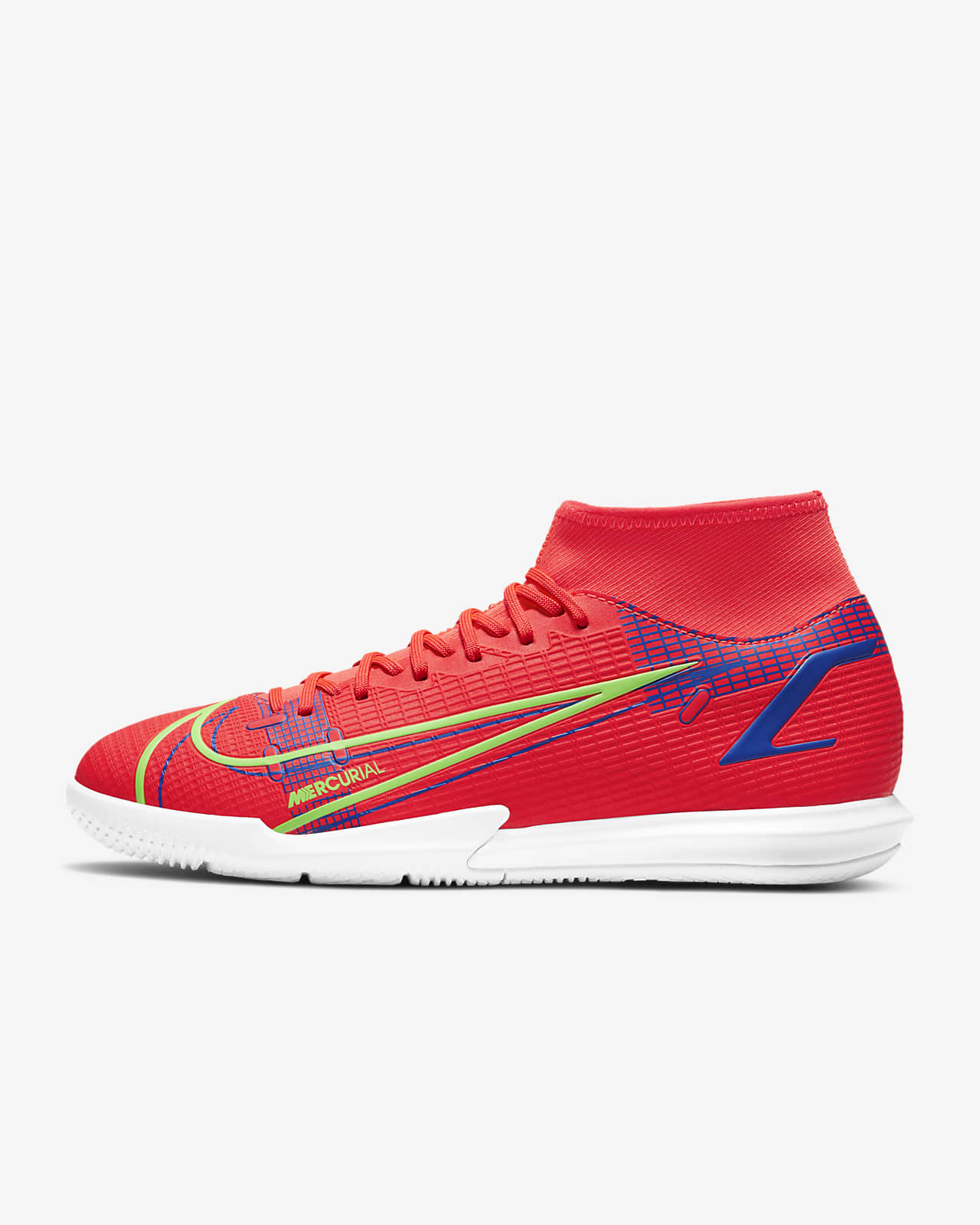 Nike Mercurial Superfly 8 Academy IC Indoor/Court Soccer Shoes