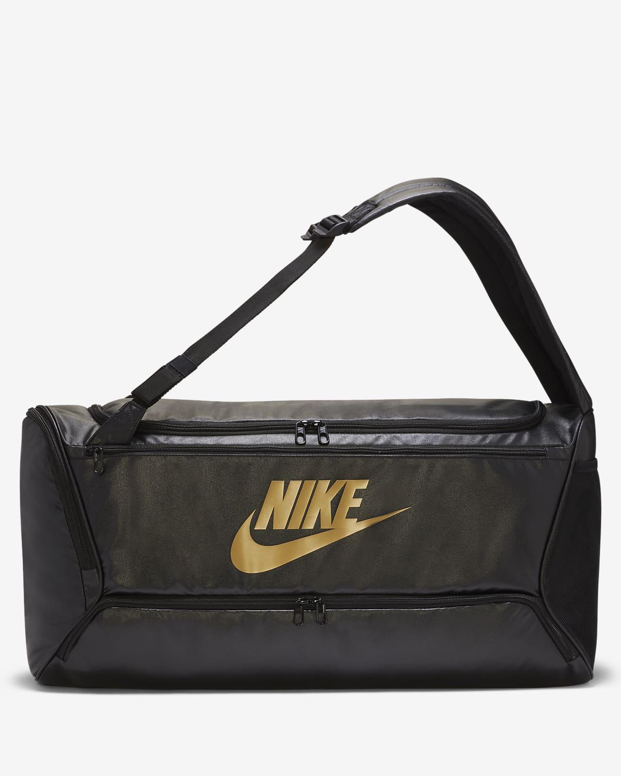 Nike Brasilia 可調式訓練帆布包/双肩包