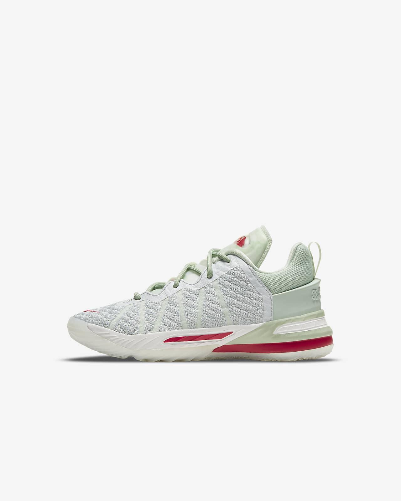 LeBron XVIII NRG (PS) 幼童运动童鞋
