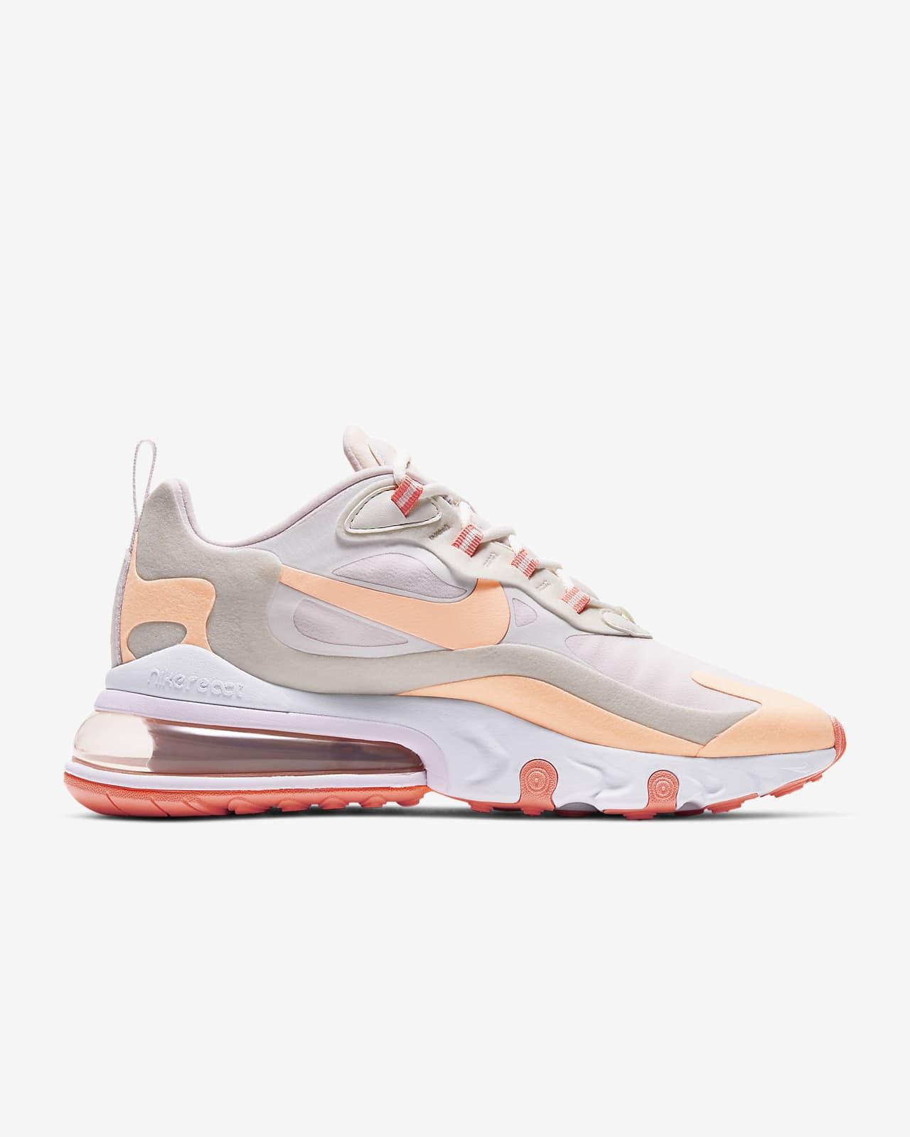 Nike Air Max 270 React SE sko til dame. Nike NO