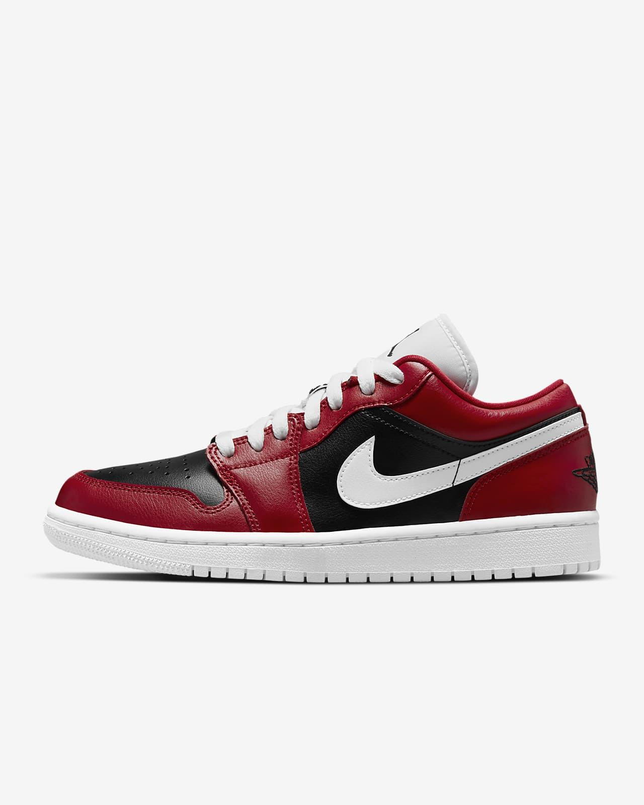 Chaussure Air Jordan 1 Low pour Femme. Nike LU