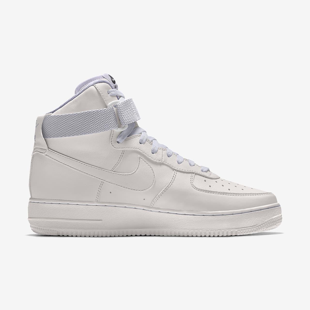 Nike Air Force 1 High By You Custom