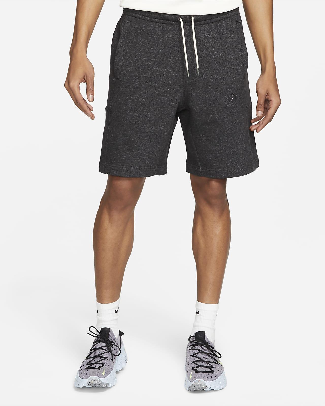 Shorts de tejido Fleece para hombre Nike Sportswear