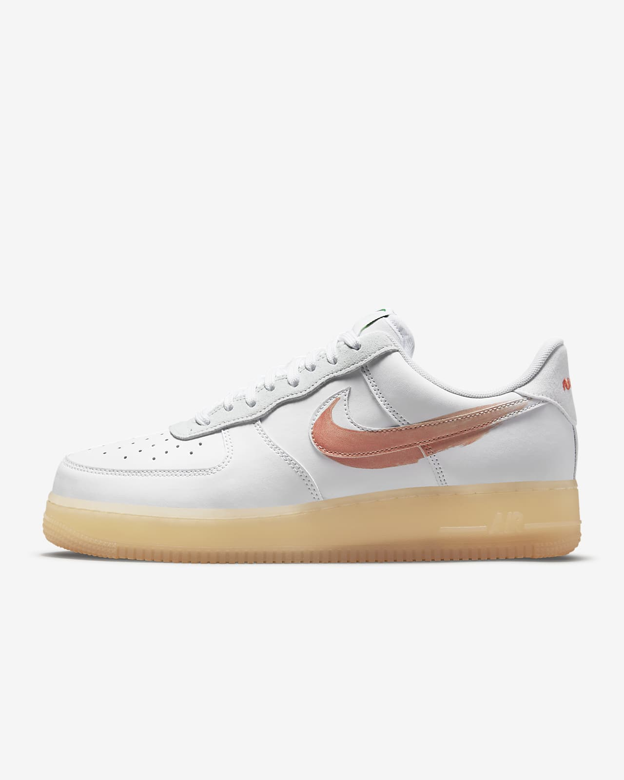 Nike Flyleather Air Force 1 Men's Shoes