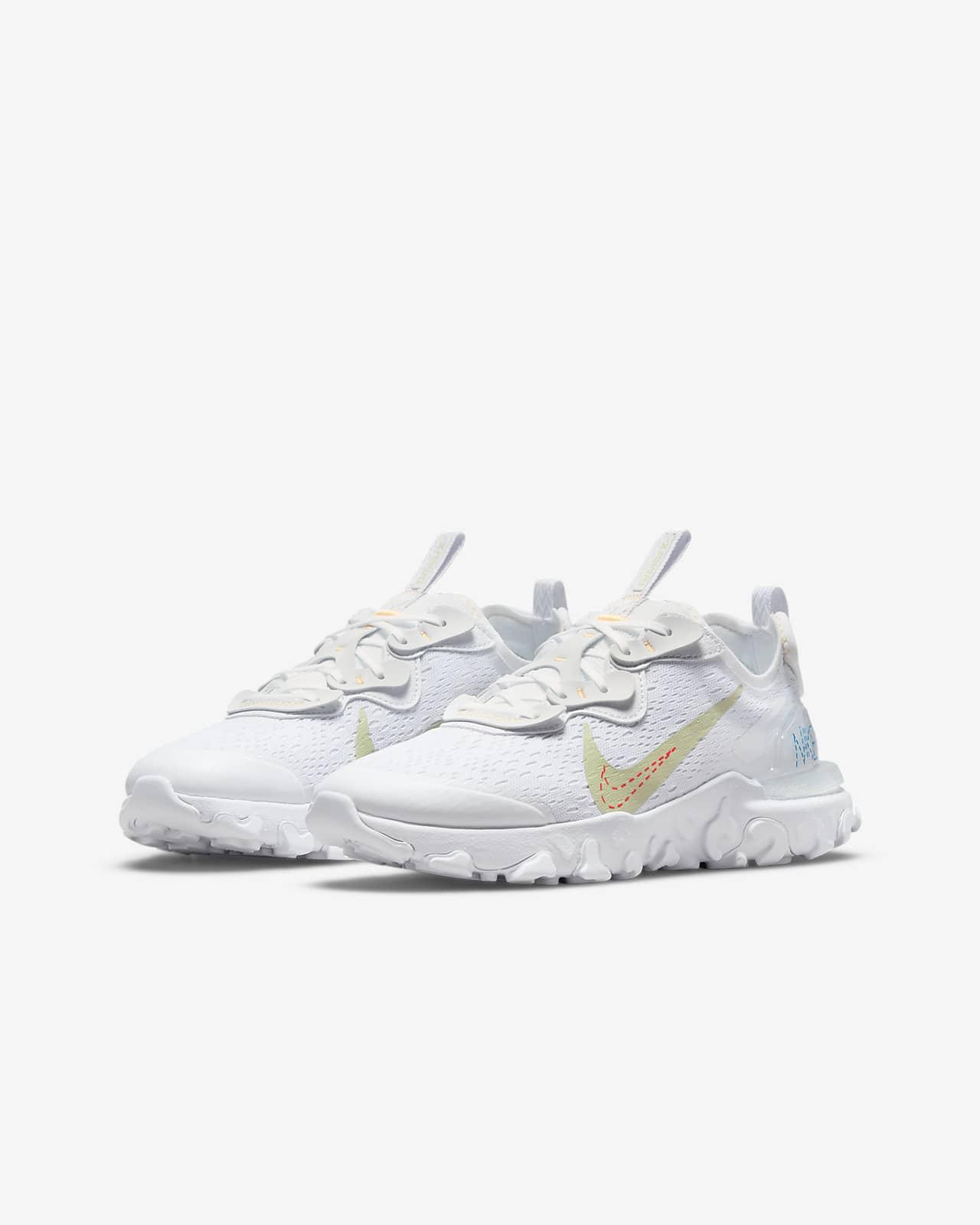 Chaussures Nike React Vision pour Enfant plus âgé. Nike LU