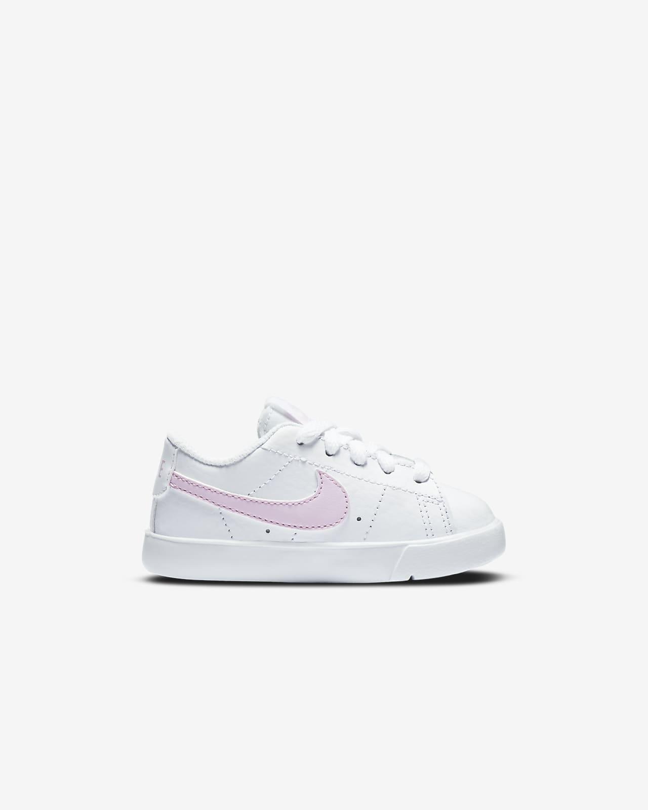 Nike Blazer Low Baby and Toddler Shoe. Nike LU