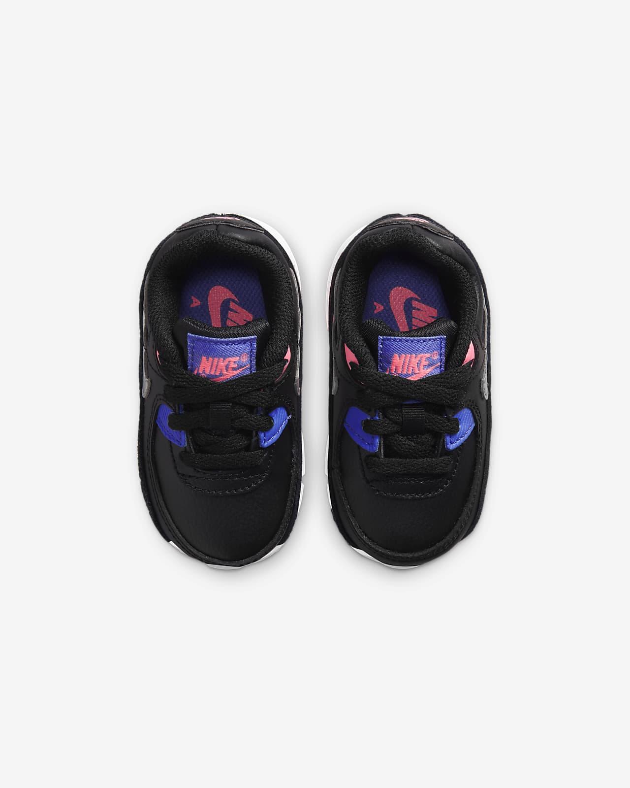 Nike Air Max 90 Baby & Toddler Shoes. Nike LU