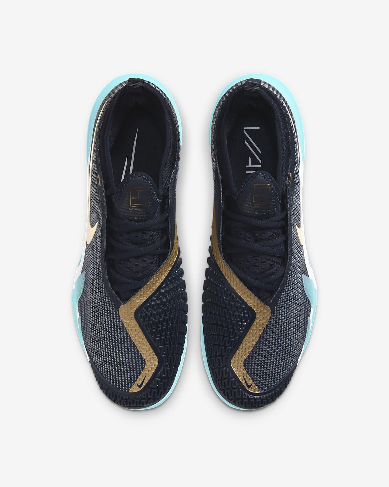 NikeCourt React Vapor NXT Men's Hard Court Tennis Shoes. Nike.com
