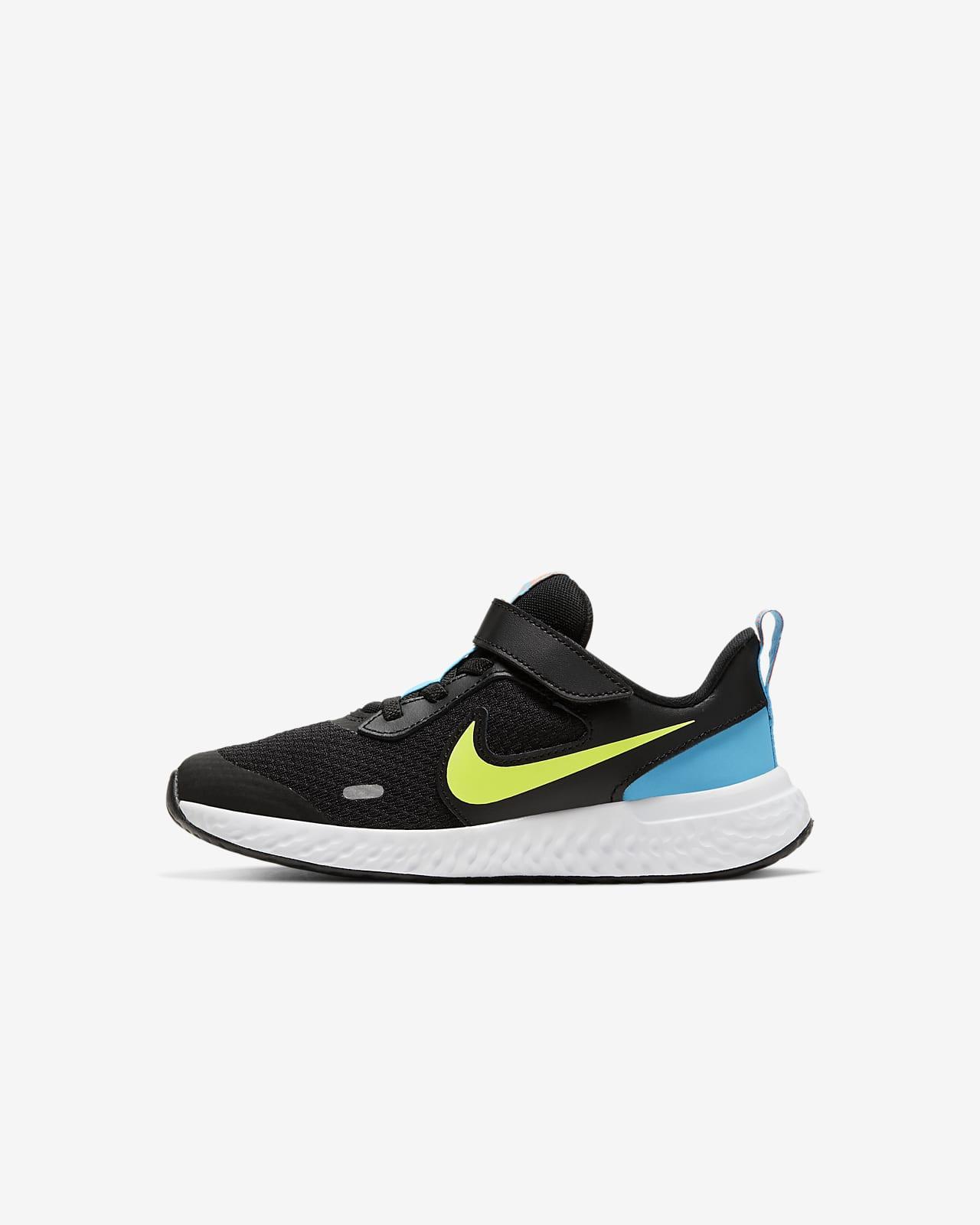 Bota Nike Revolution 5 pro malé děti
