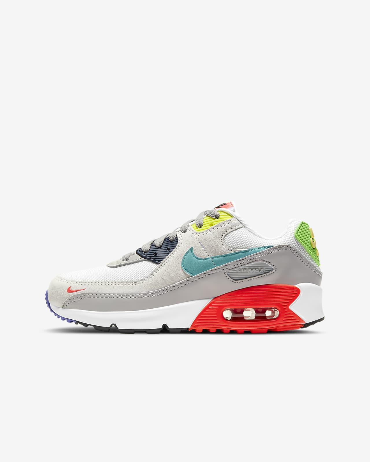 Nike Air Max 90 EOI Big Kids' Shoes
