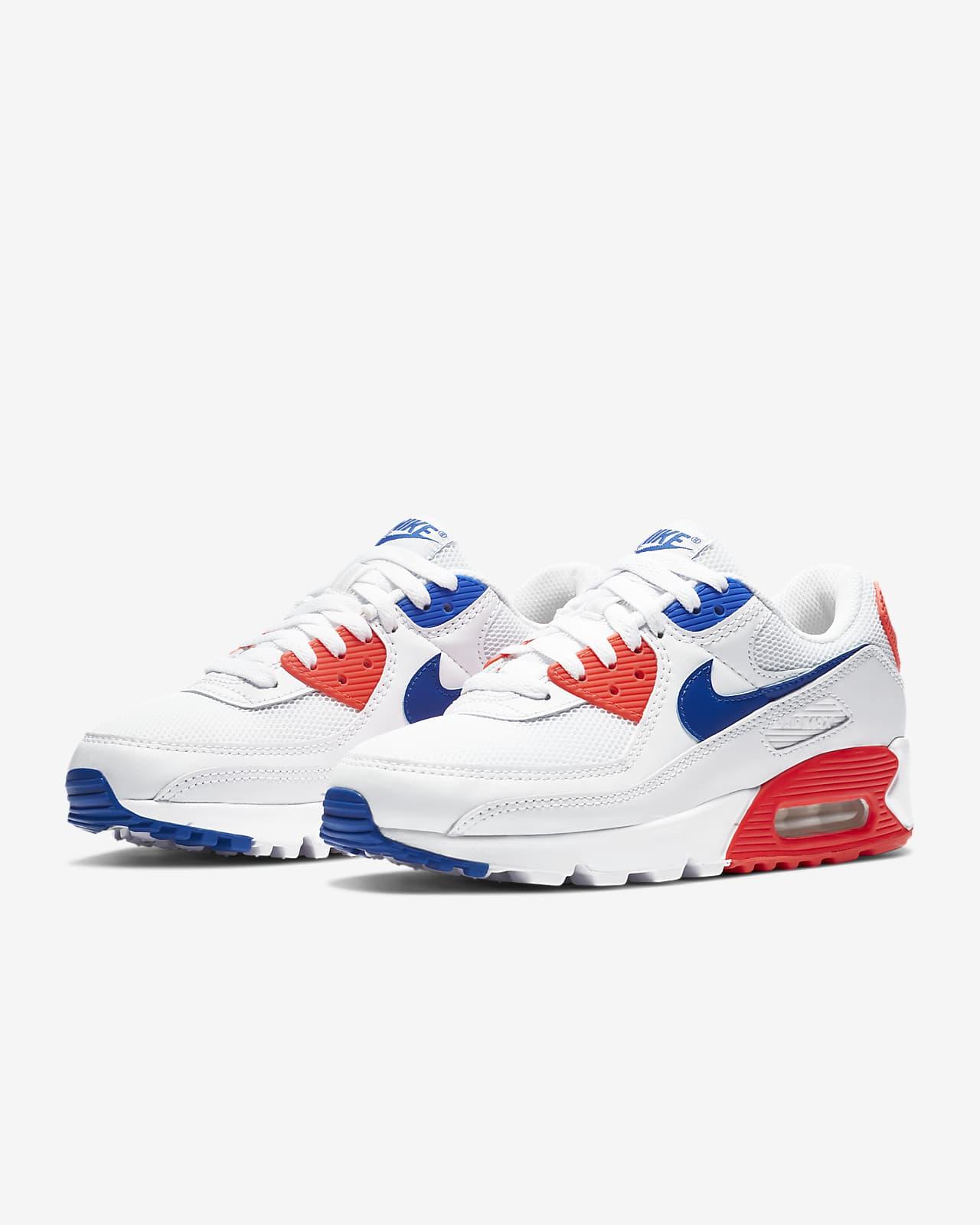 scarpe donna nike air max 90 bianche