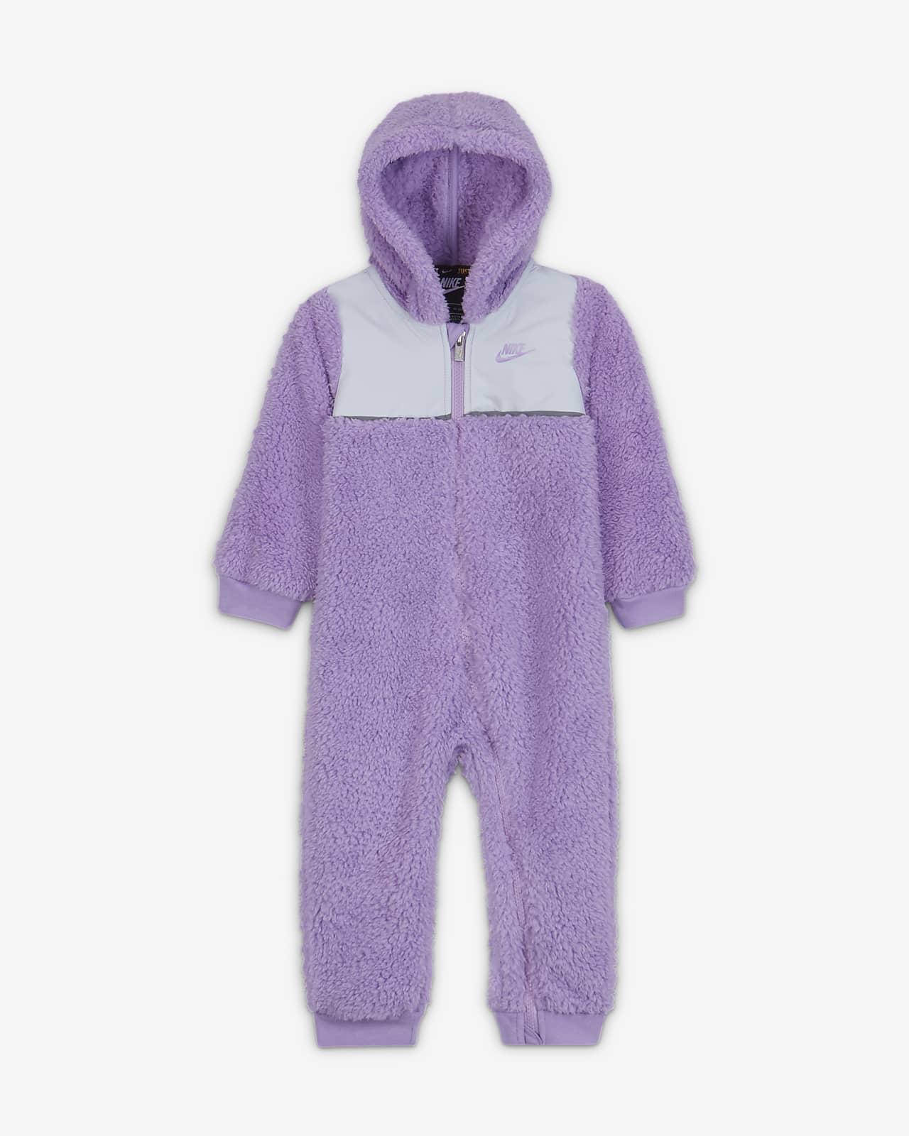 Nike Baby (12–24M) Full-Zip Overall