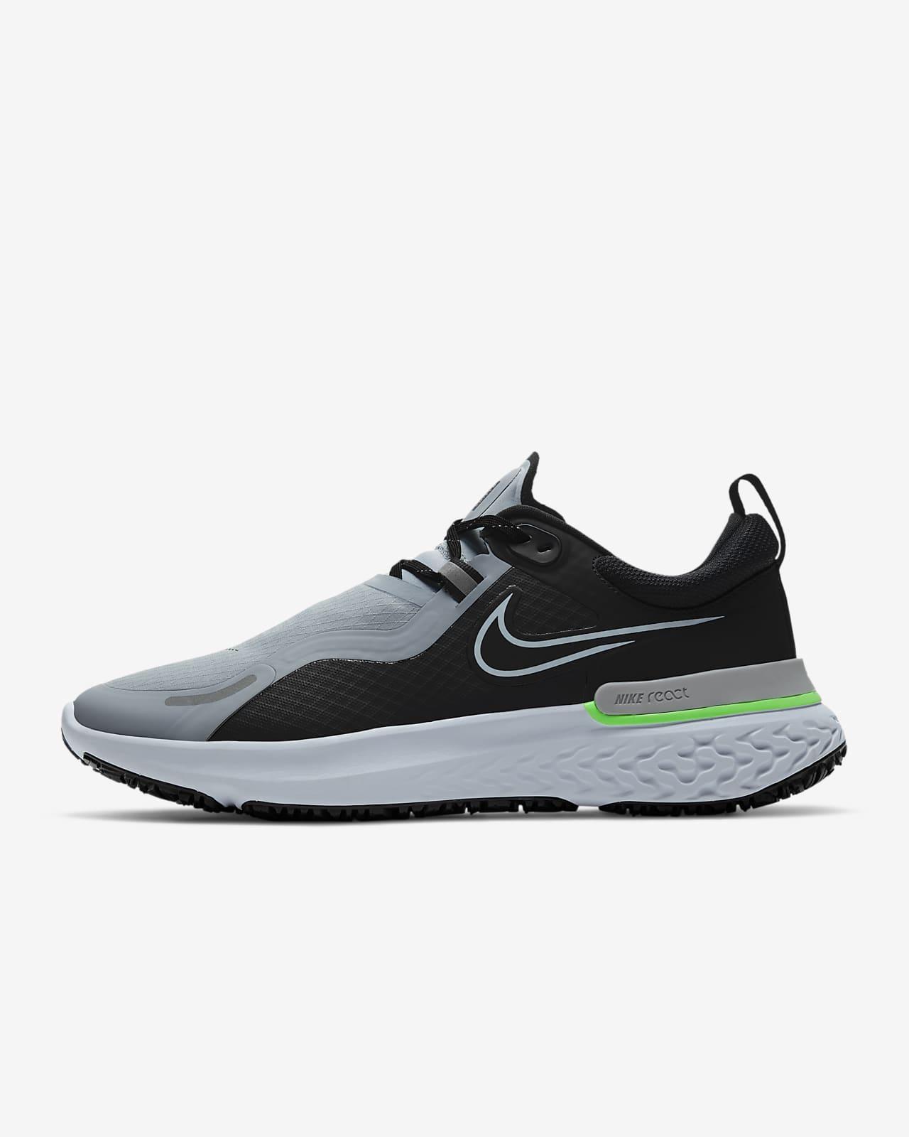 Chaussure de running Nike React Miler Shield pour Homme