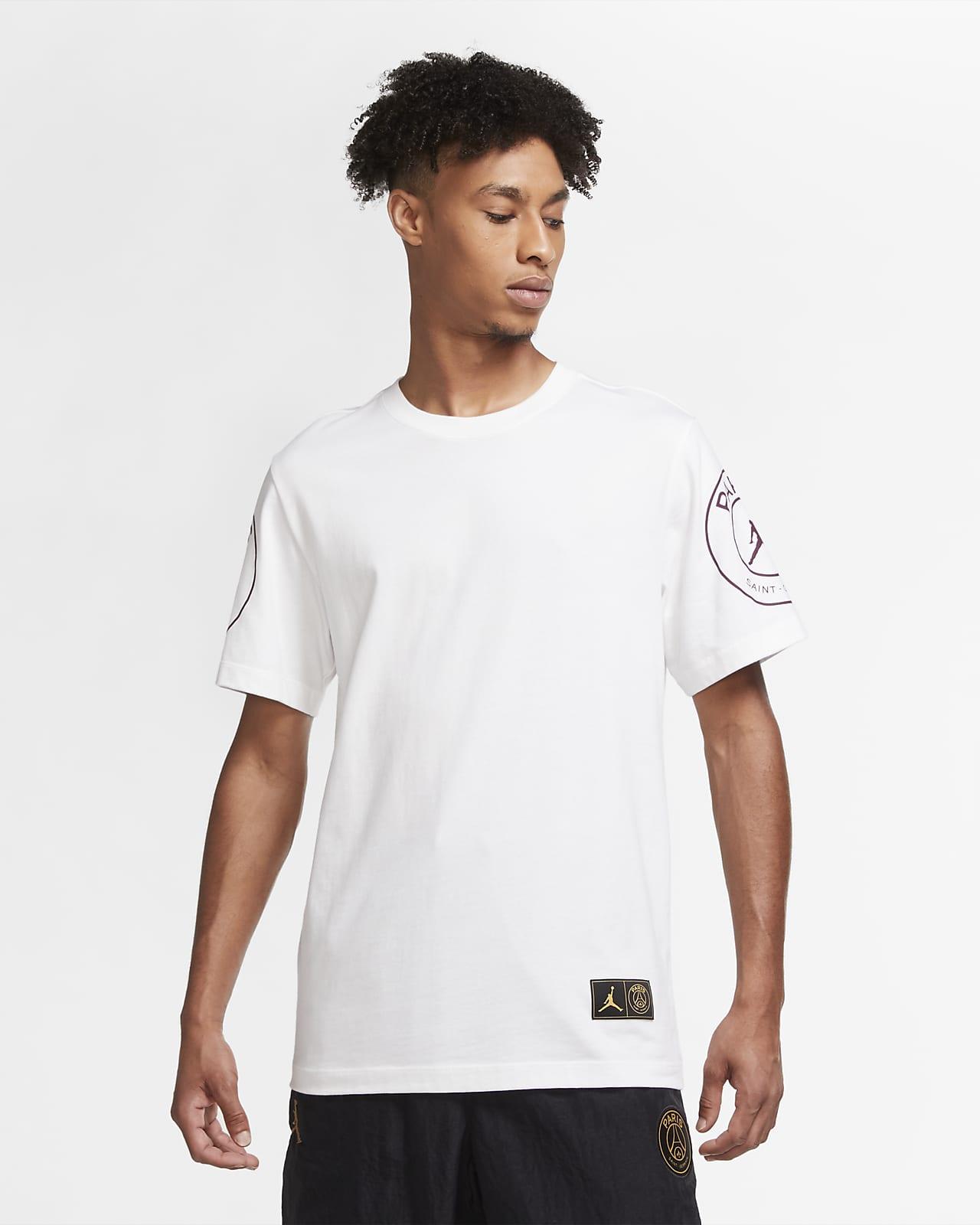 巴黎圣日耳曼 Logo 男子T恤