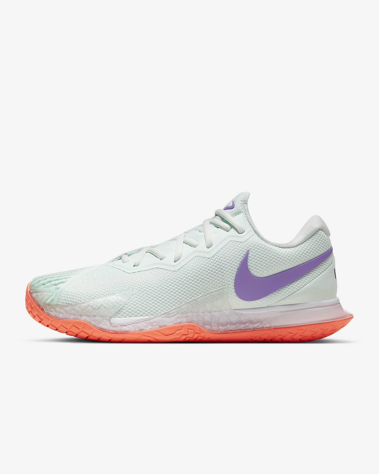 Calzado de tenis de cancha dura para hombre NikeCourt Zoom Vapor Cage 4 Rafa