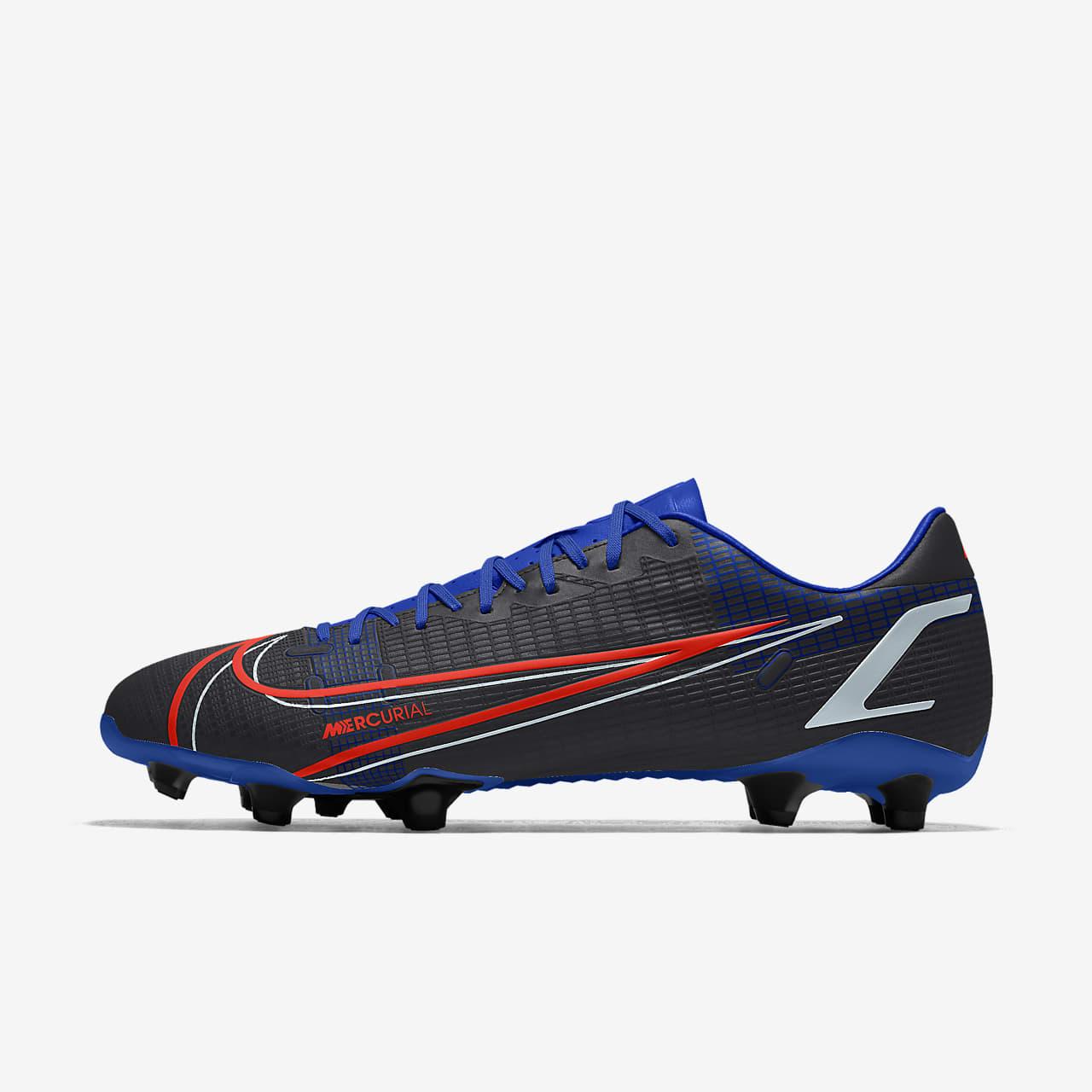 Nike Mercurial Vapor 14 Academy By You Custom Soccer Cleat