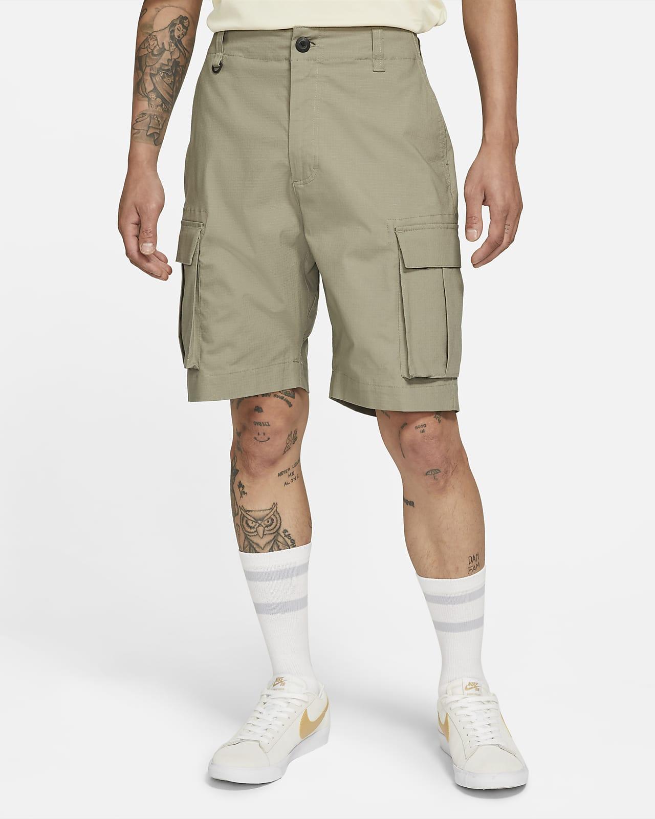 Nike SB 滑板工作短褲