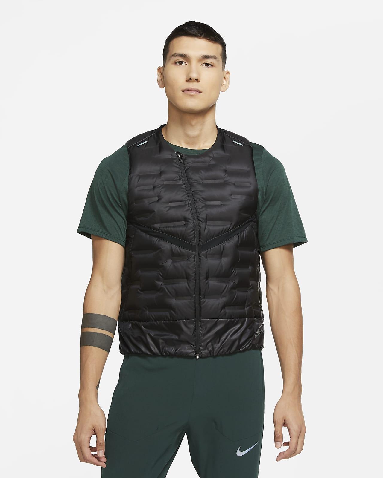 Chaleco de running para hombre Nike AeroLoft