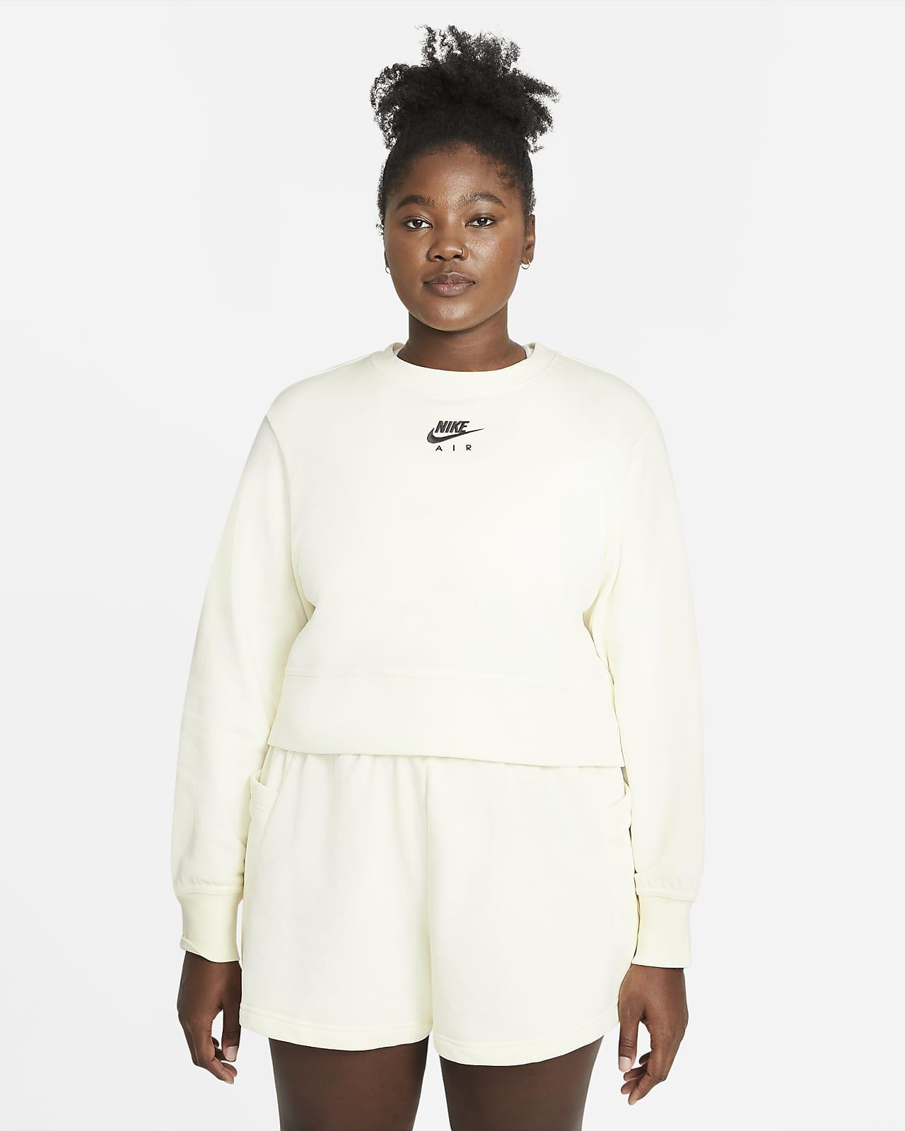 Sudadera para mujer Nike Air (talla grande)