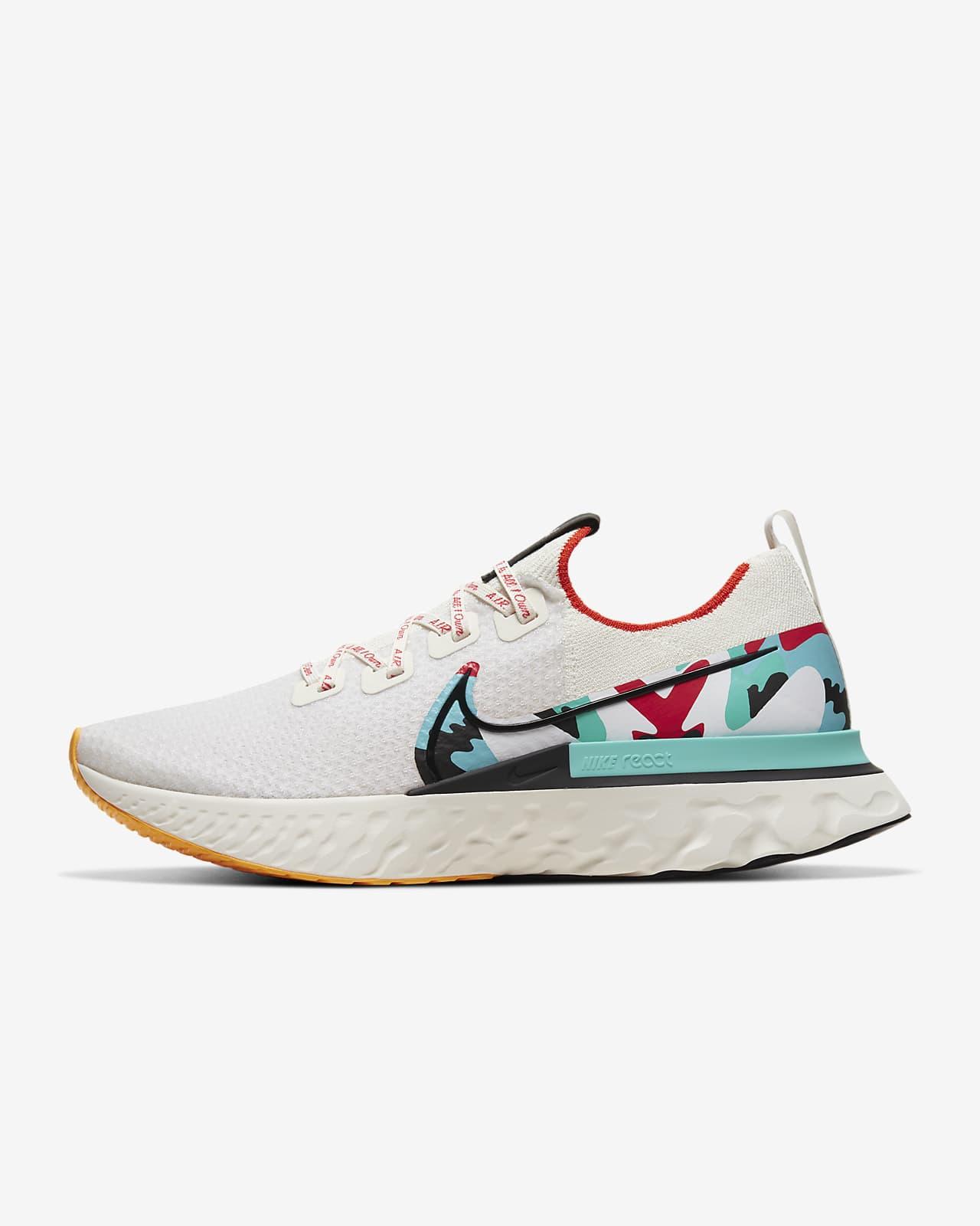 Nike React Infinity Run Flyknit A.I.R.