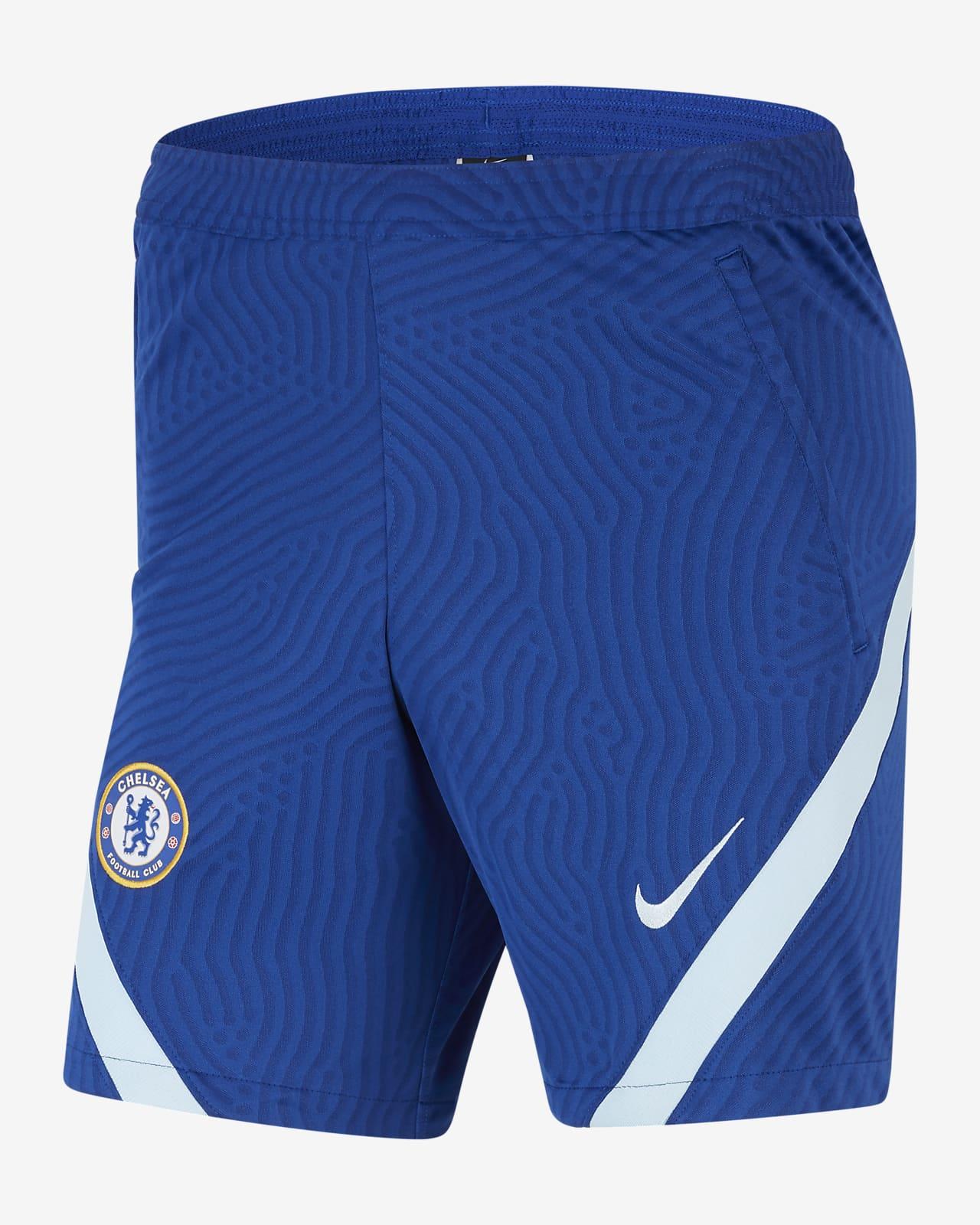 Chelsea FC Strike Men's Football Shorts
