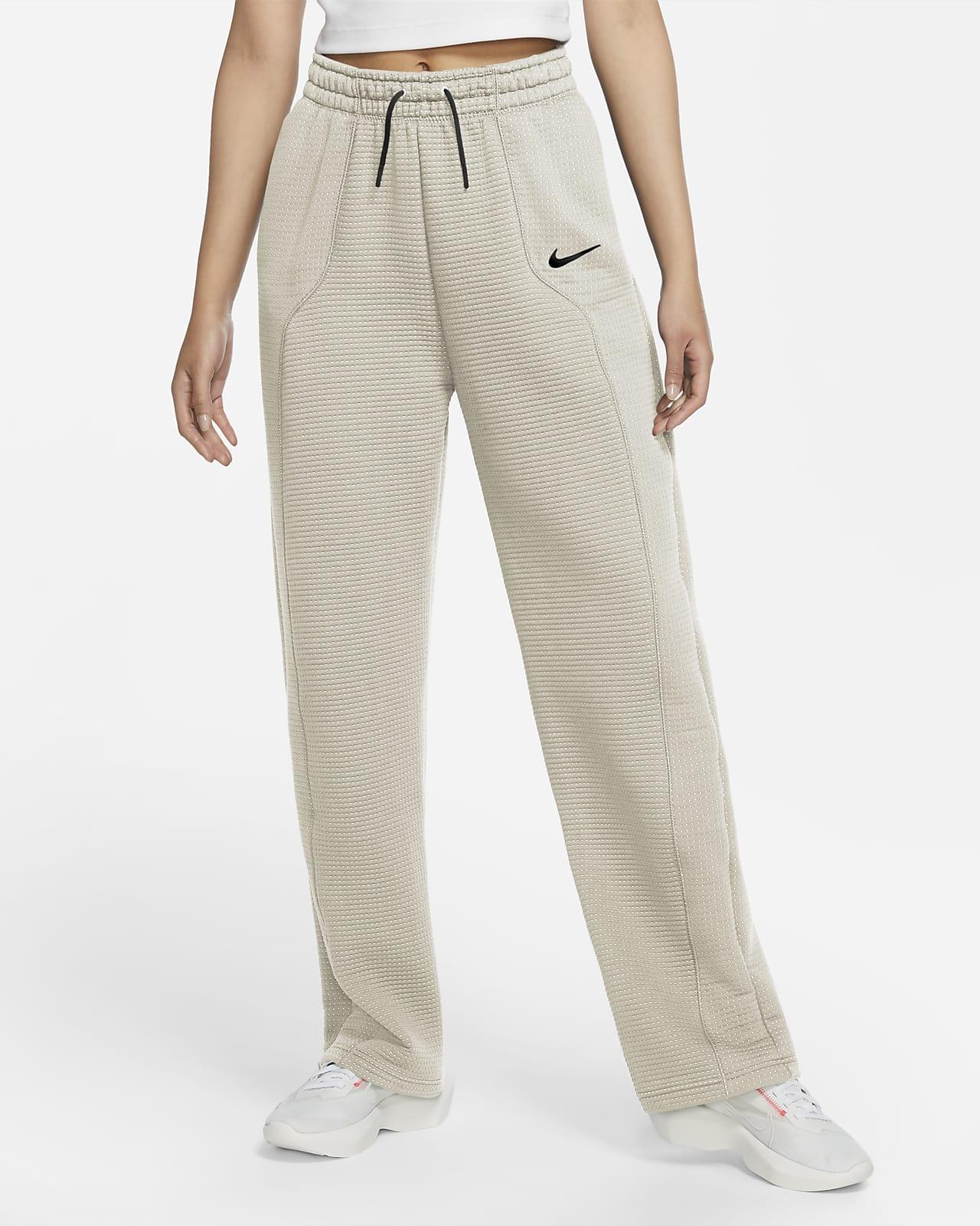 Nike Sportswear Tech Fleece Women S Engineered All Over Jacquard Trousers Nike Nl