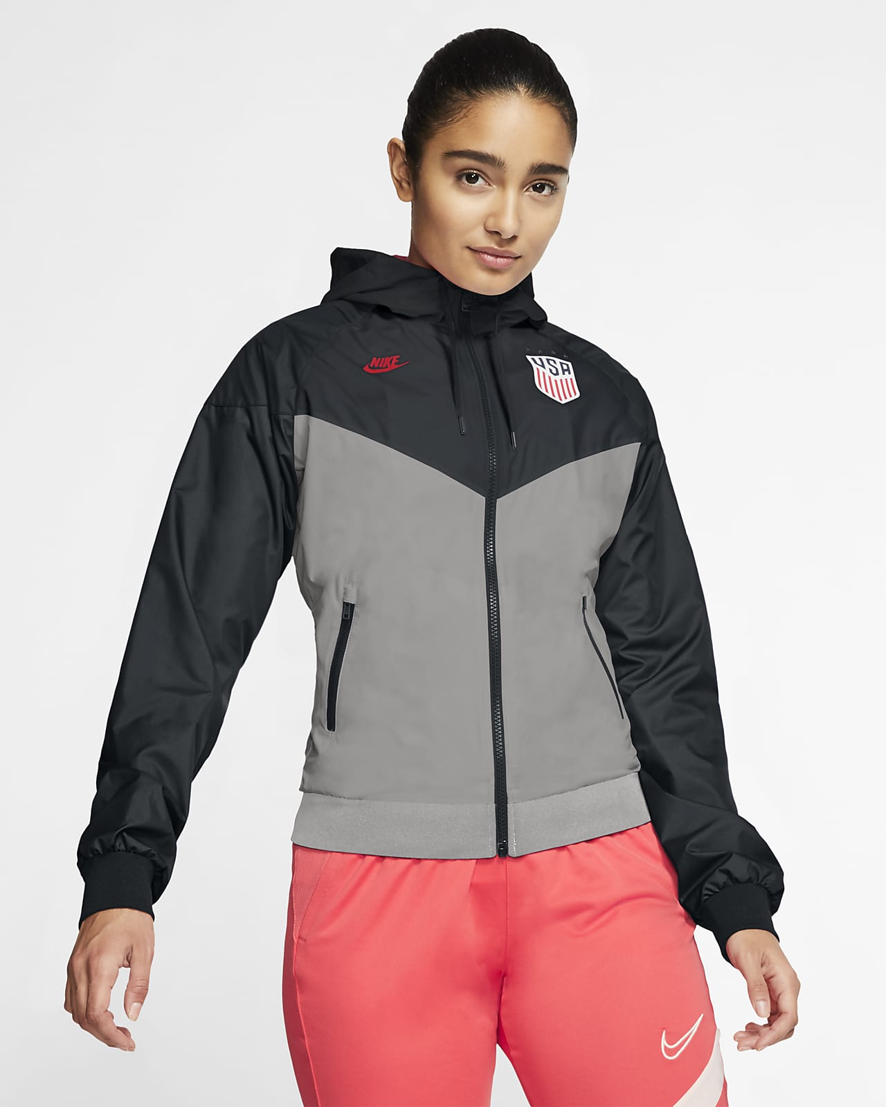 U.S. Windrunner Women's Jacket