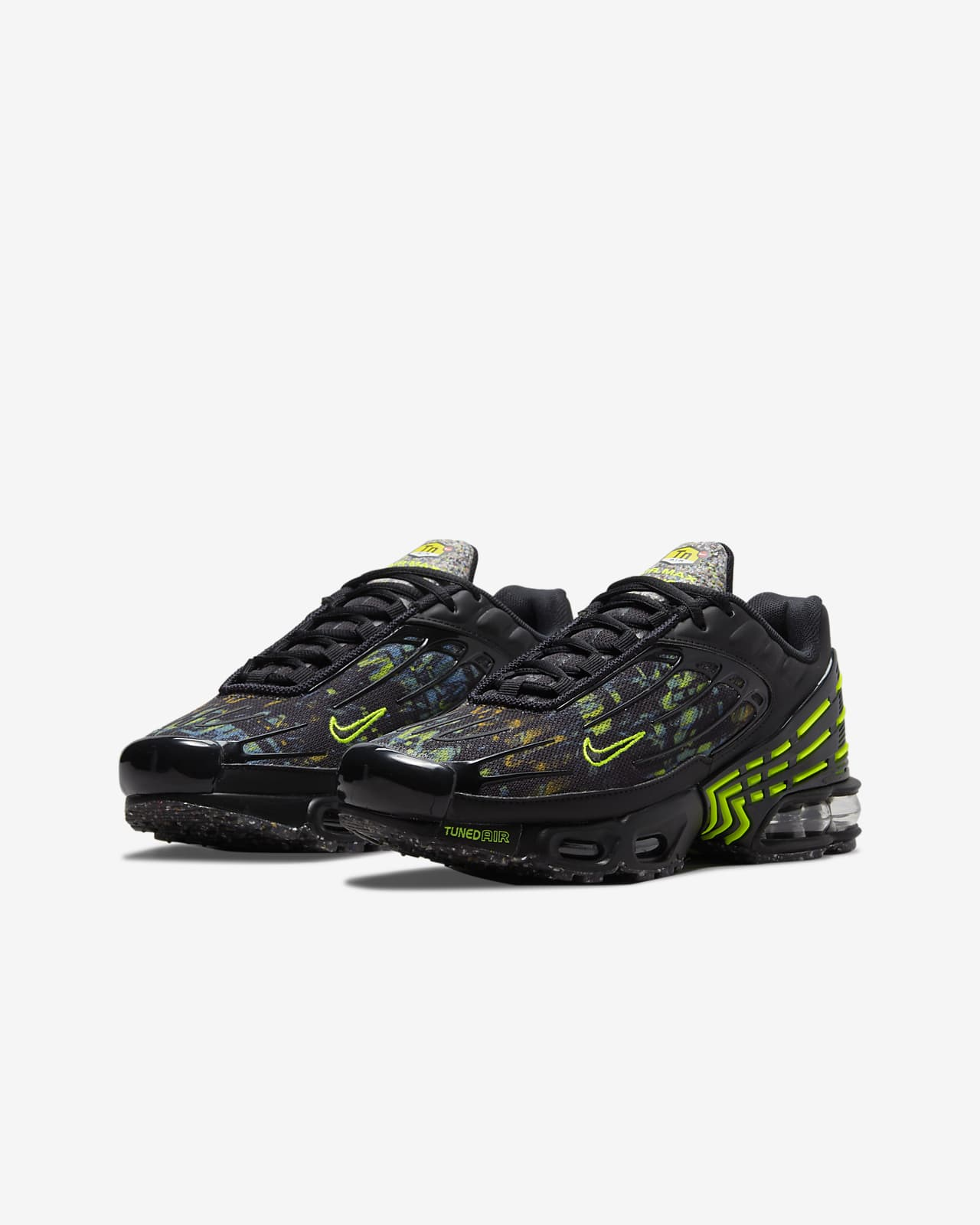 Nike Air Max Plus 3 Older Kids' Shoe. Nike LU