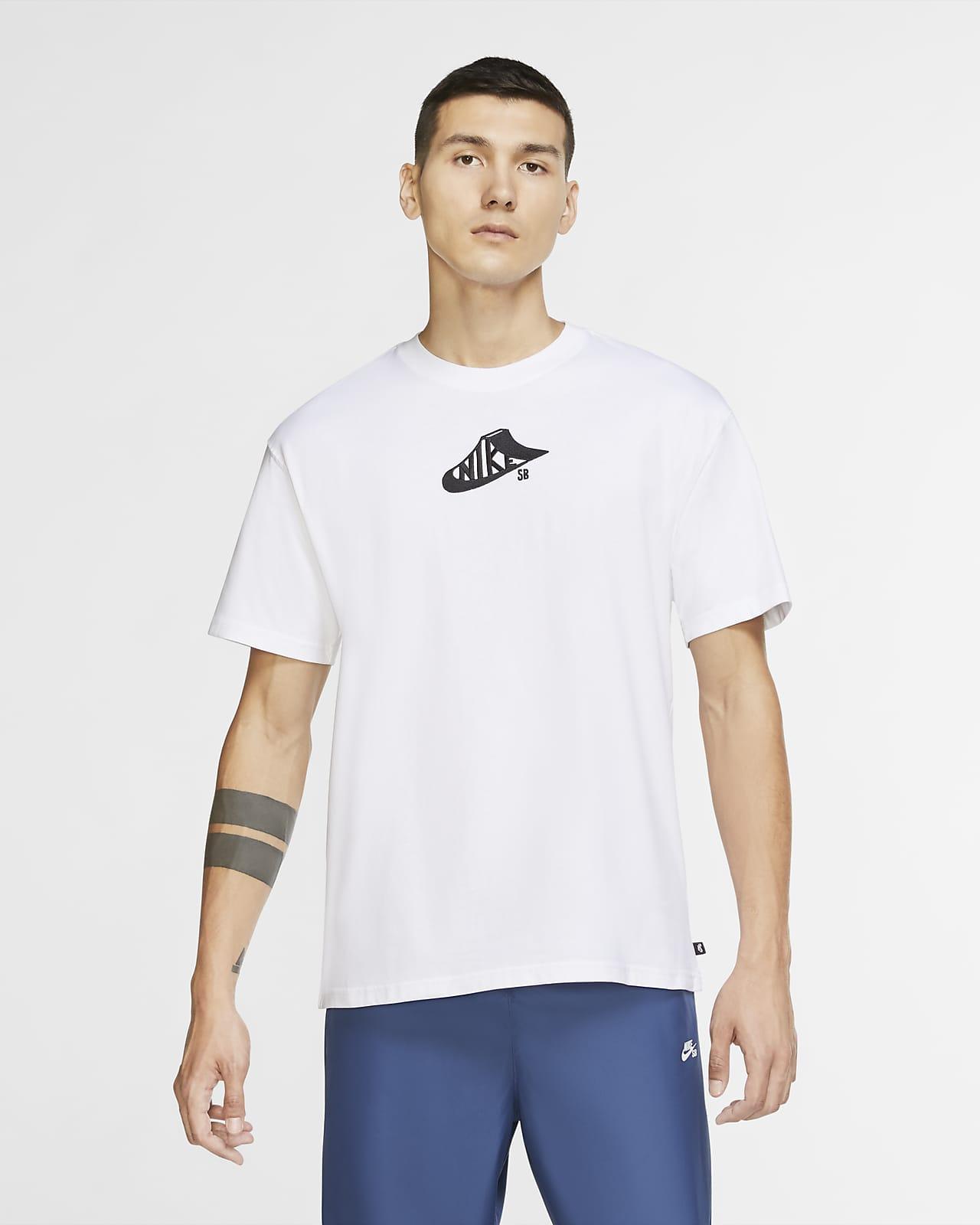 Nike SB Men's Skate T-Shirt. Nike.com