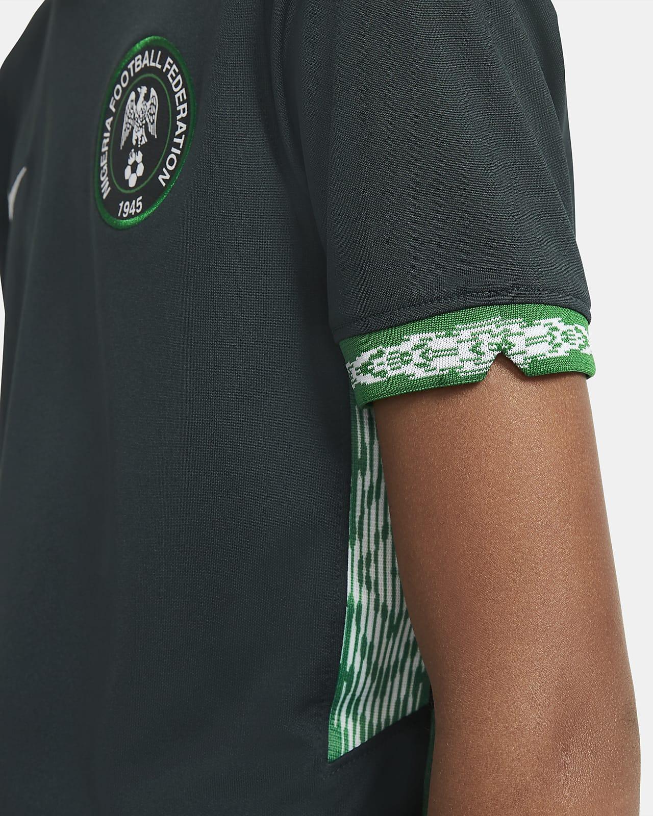 Maglia da calcio Nigeria 2020 Stadium per ragazzi - Away