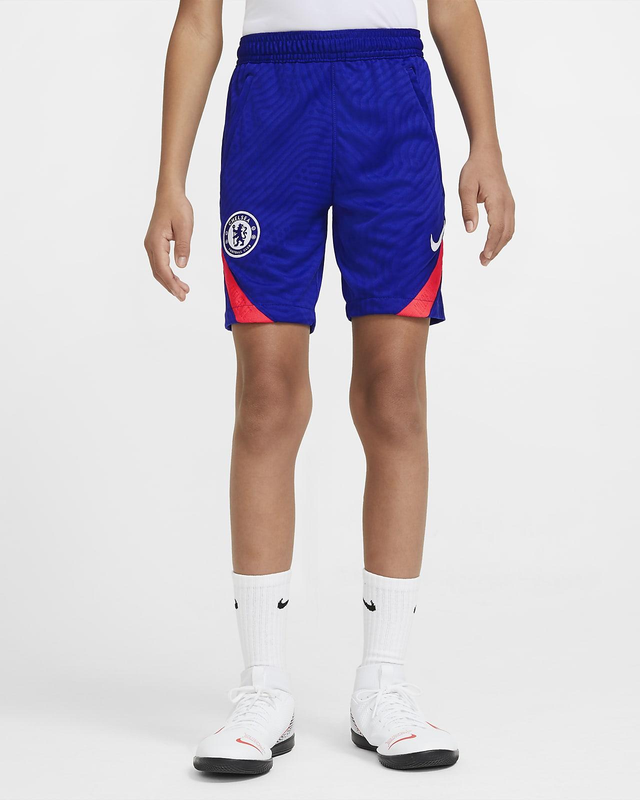 Chelsea FC Strike fotballshorts til store barn