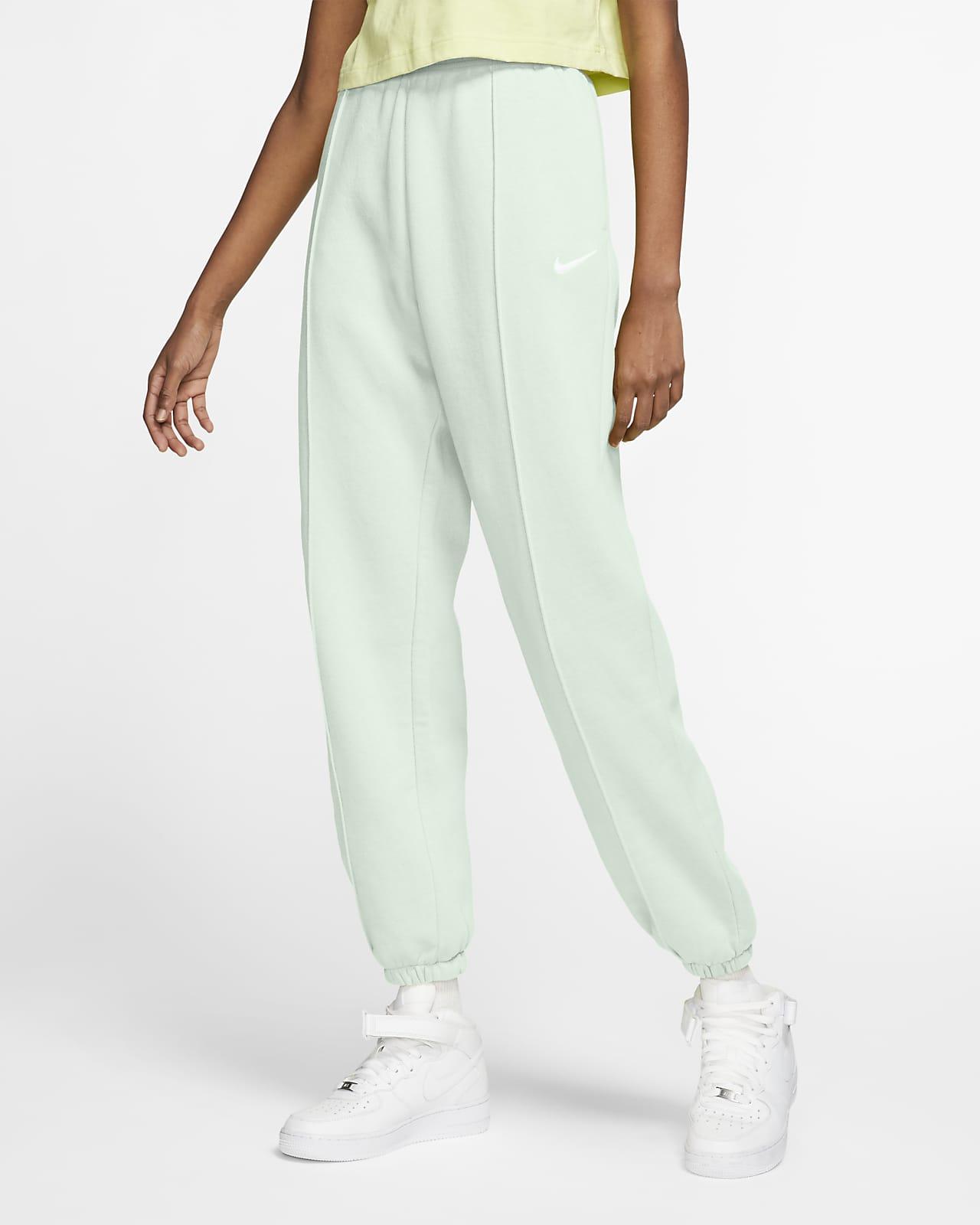 Pantalones de tejido Fleece para mujer Nike Sportswear Essential Collection