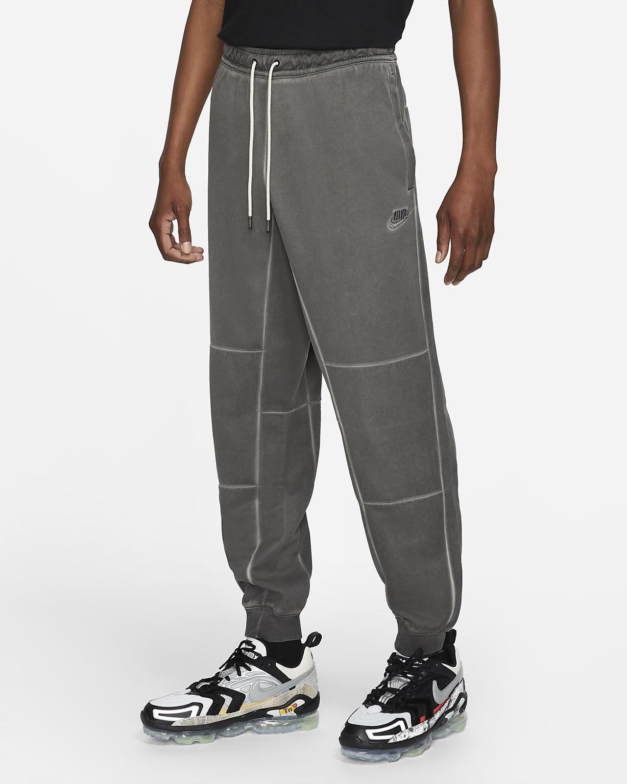 Pantalones de tejido de punto para hombre Nike Sportswear