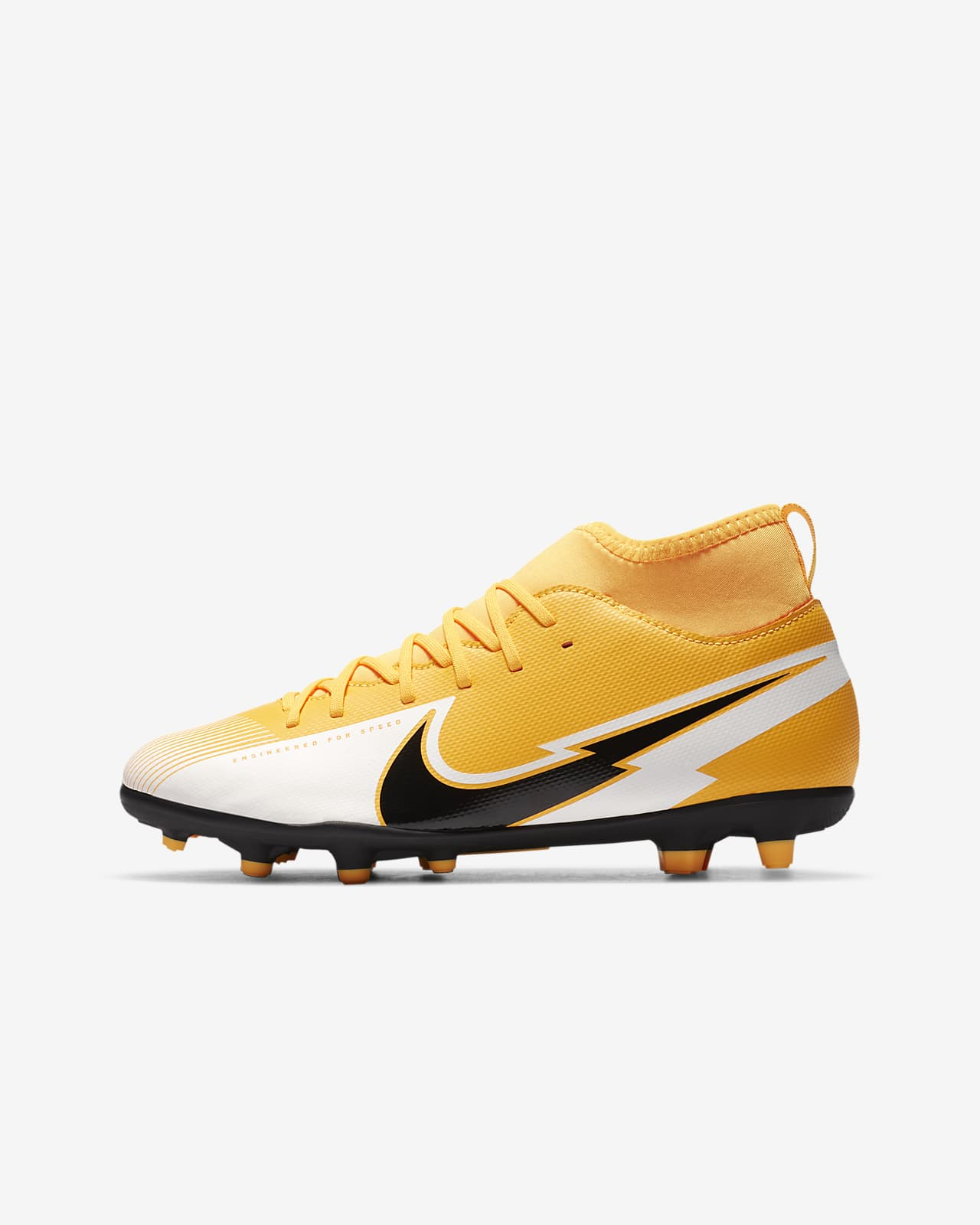 Marcado Fangoso maldición  Nike Jr. Mercurial Superfly 7 Club MG Botas de fútbol multisuperficie - Niño/a  y niño/a pequeño/a. Nike ES