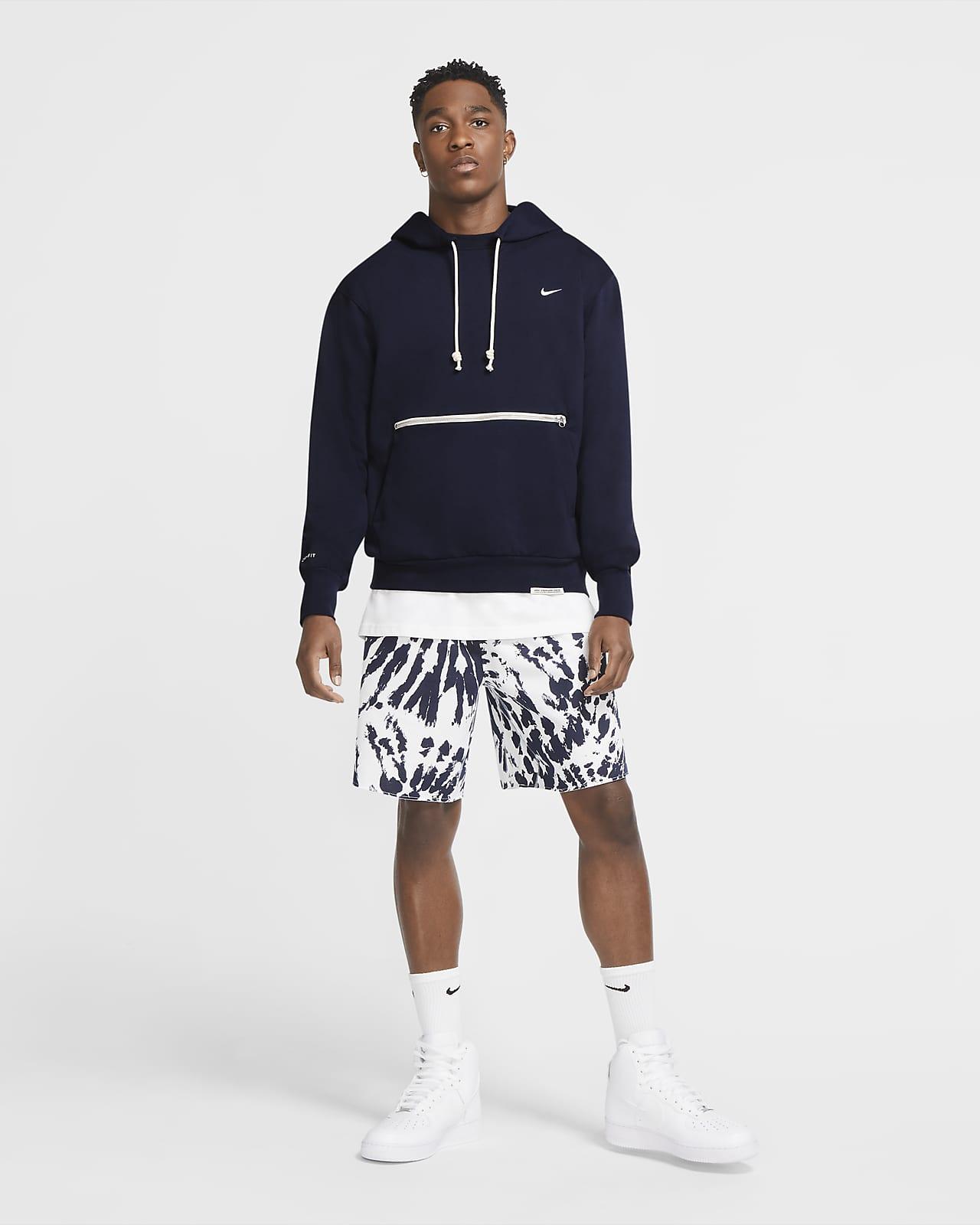 Baskethuvtröja Nike Standard Issue för män