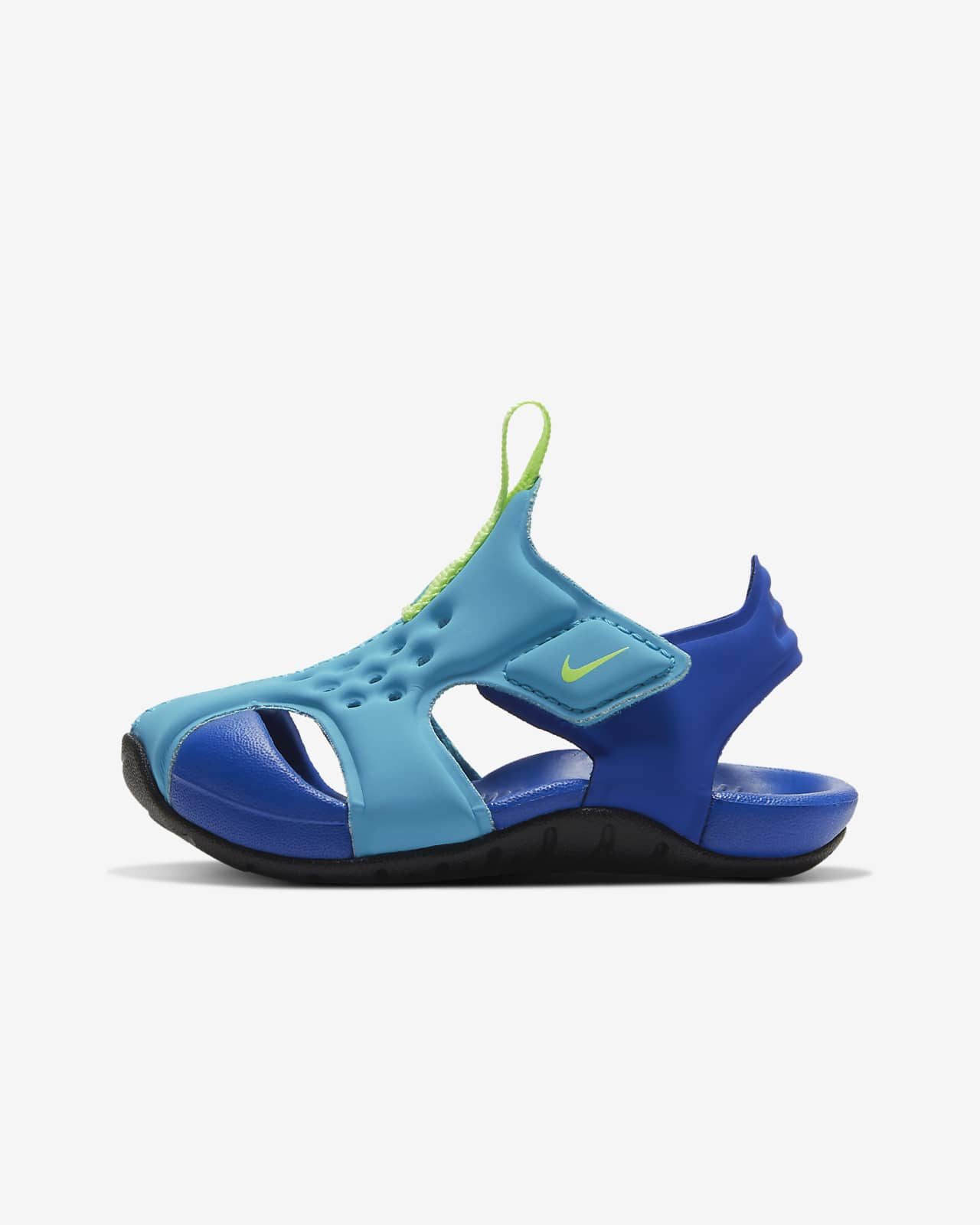 total sport nike sandals