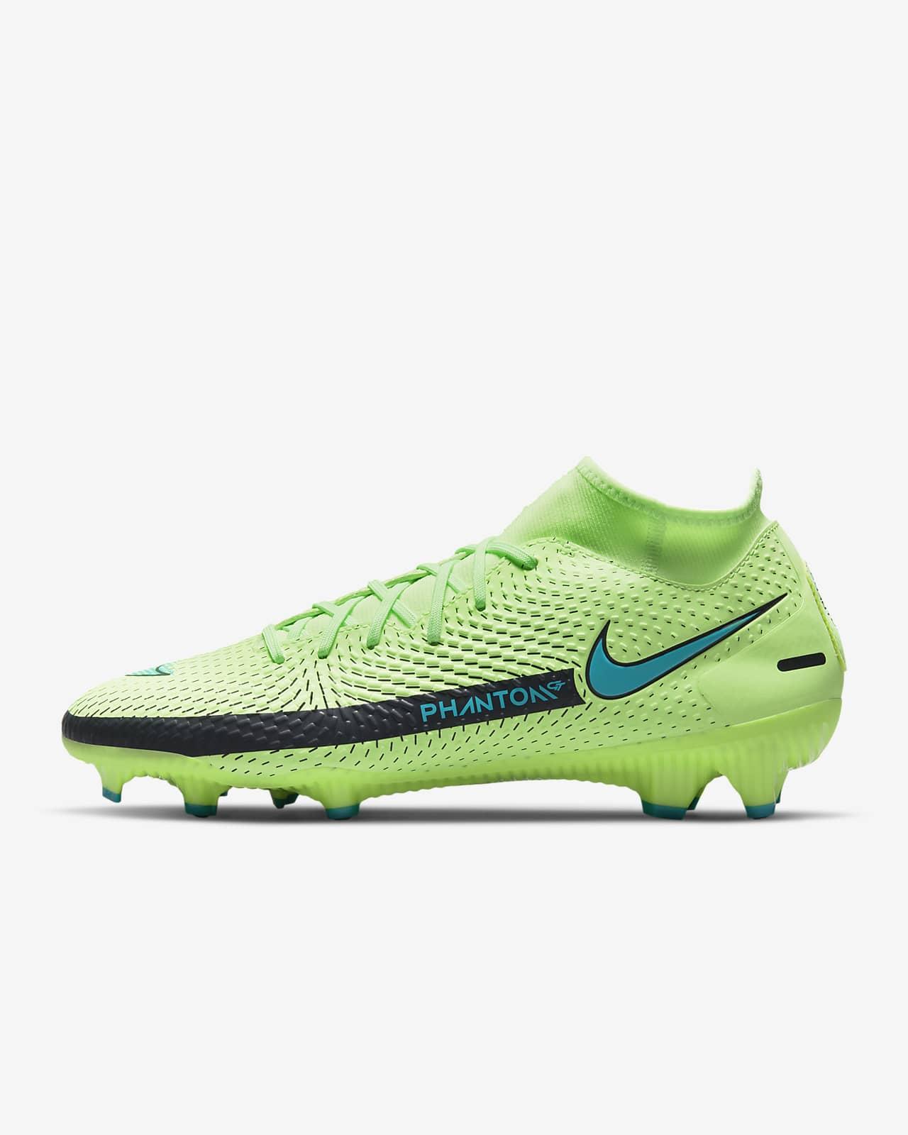 Chaussure de football multi-surfaces à crampons Nike Phantom GT ...