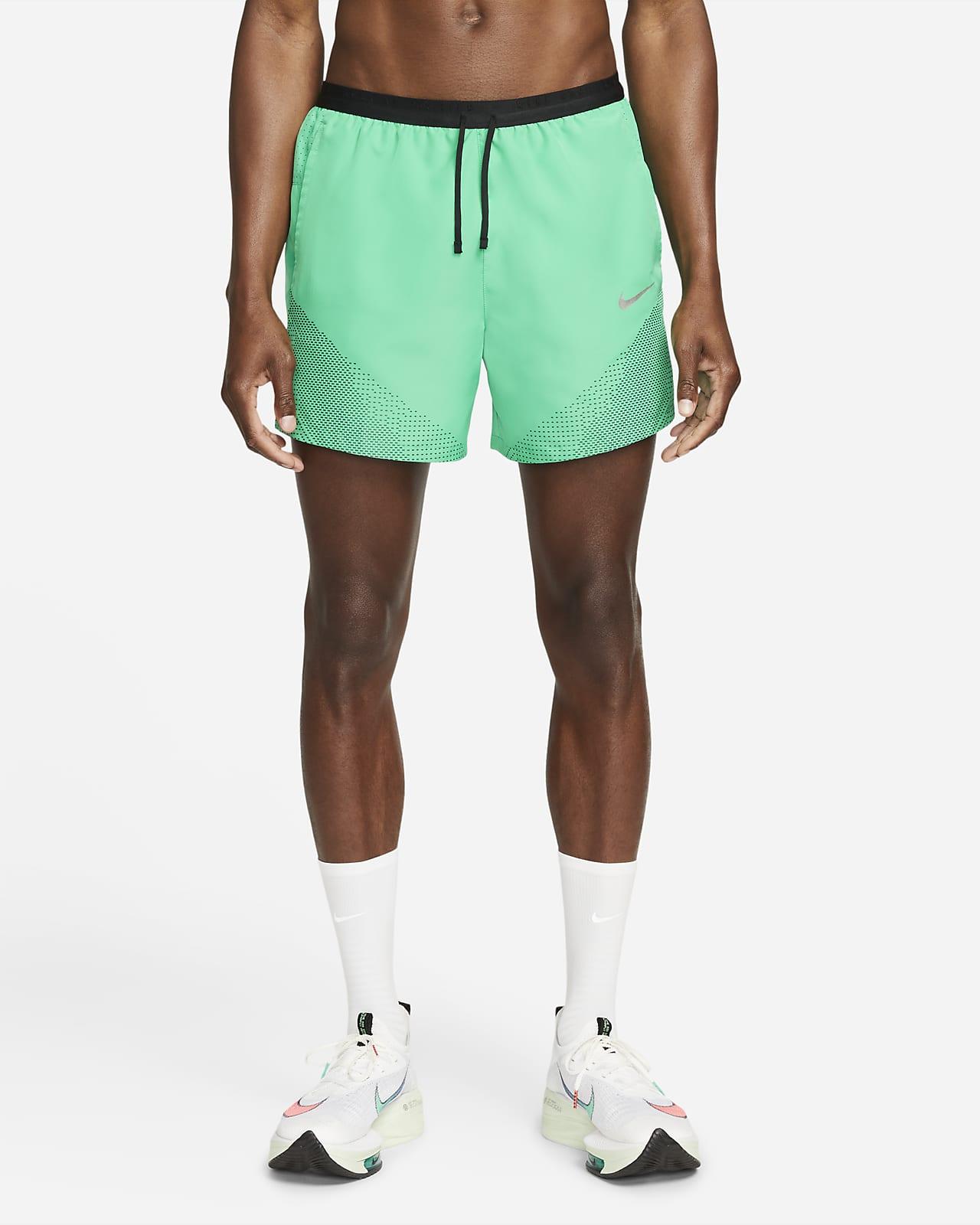 Pánské 13cm běžecké kraťasy Nike Dri-FIT Flex Stride Run Division svšitými slipy