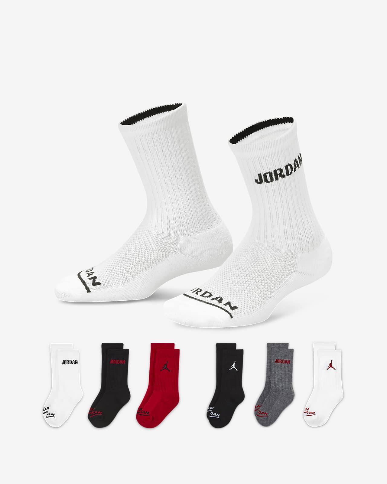Jordan Little Kids' Ankle Socks (6 Pairs)