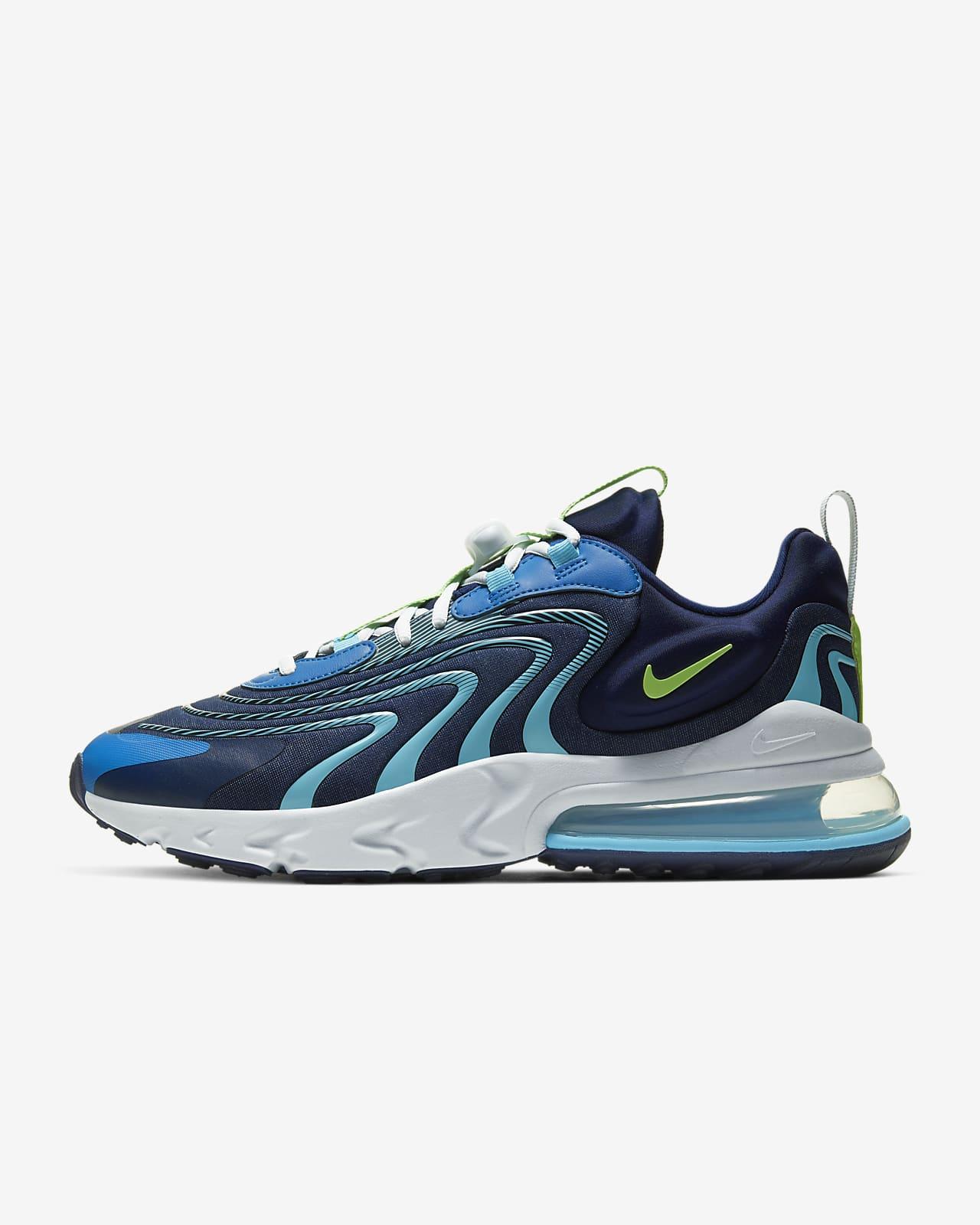 chaussure nike air max 270 bleu