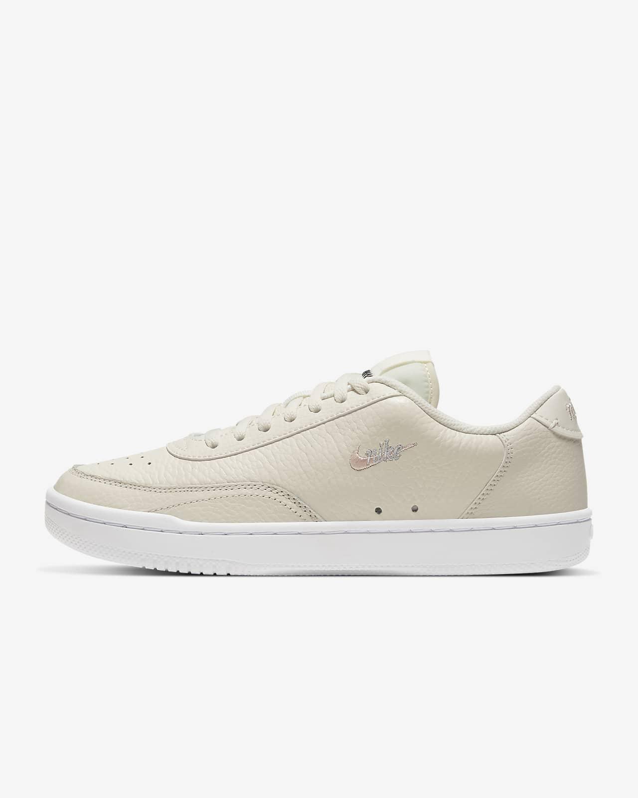 chaussure nike femme beige