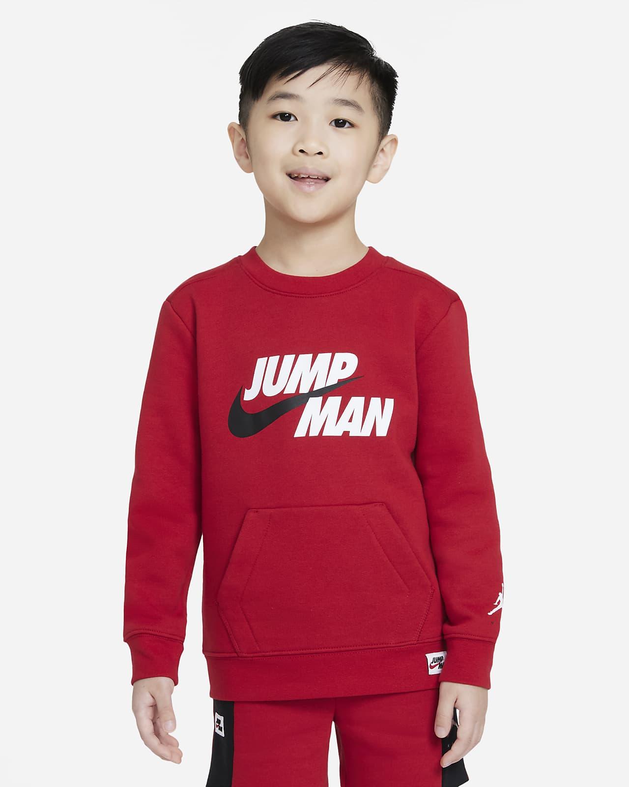 Jordan Top met ronde hals voor kleuters