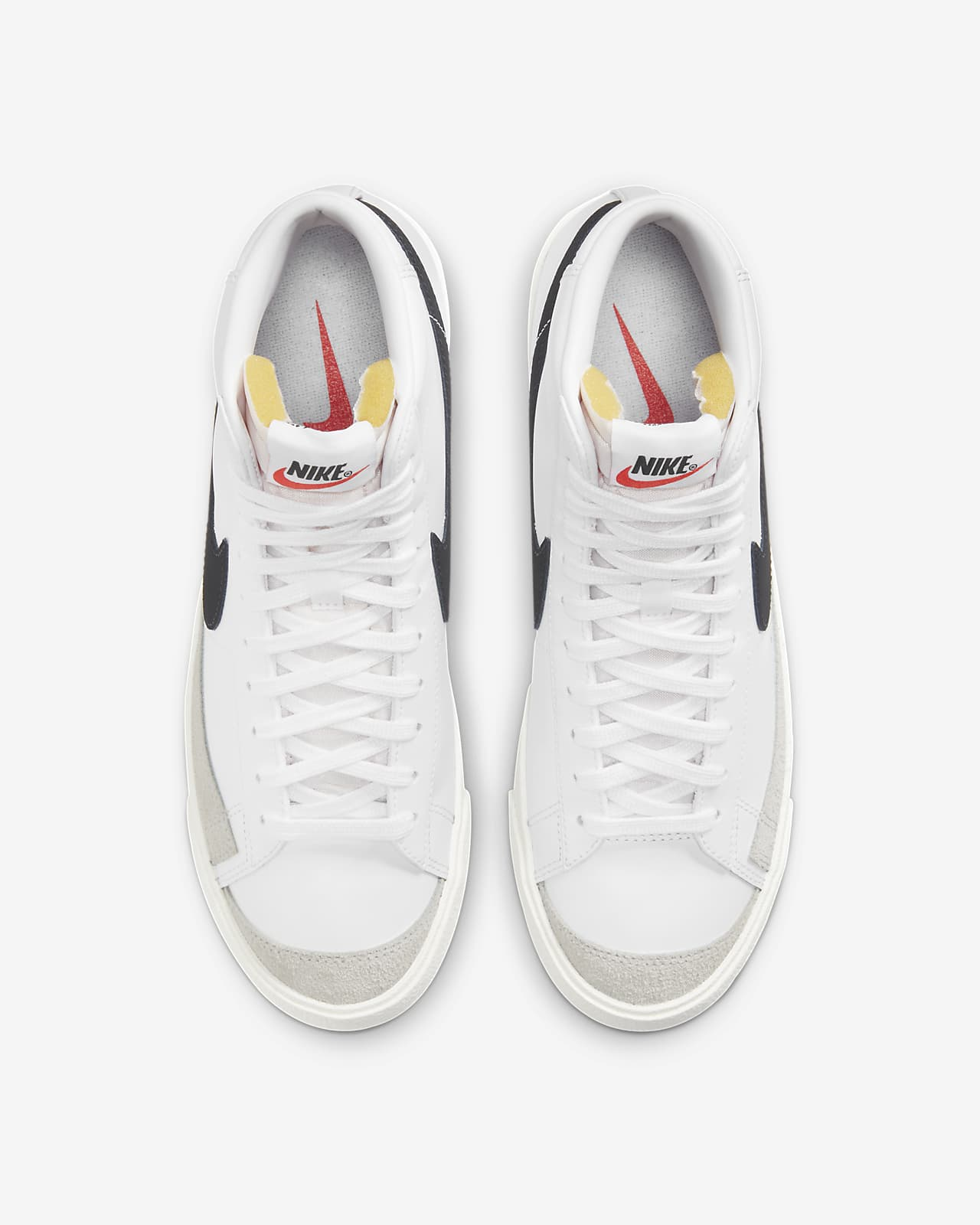 Chaussure Nike Blazer Mid '77 Vintage pour Homme. Nike CA