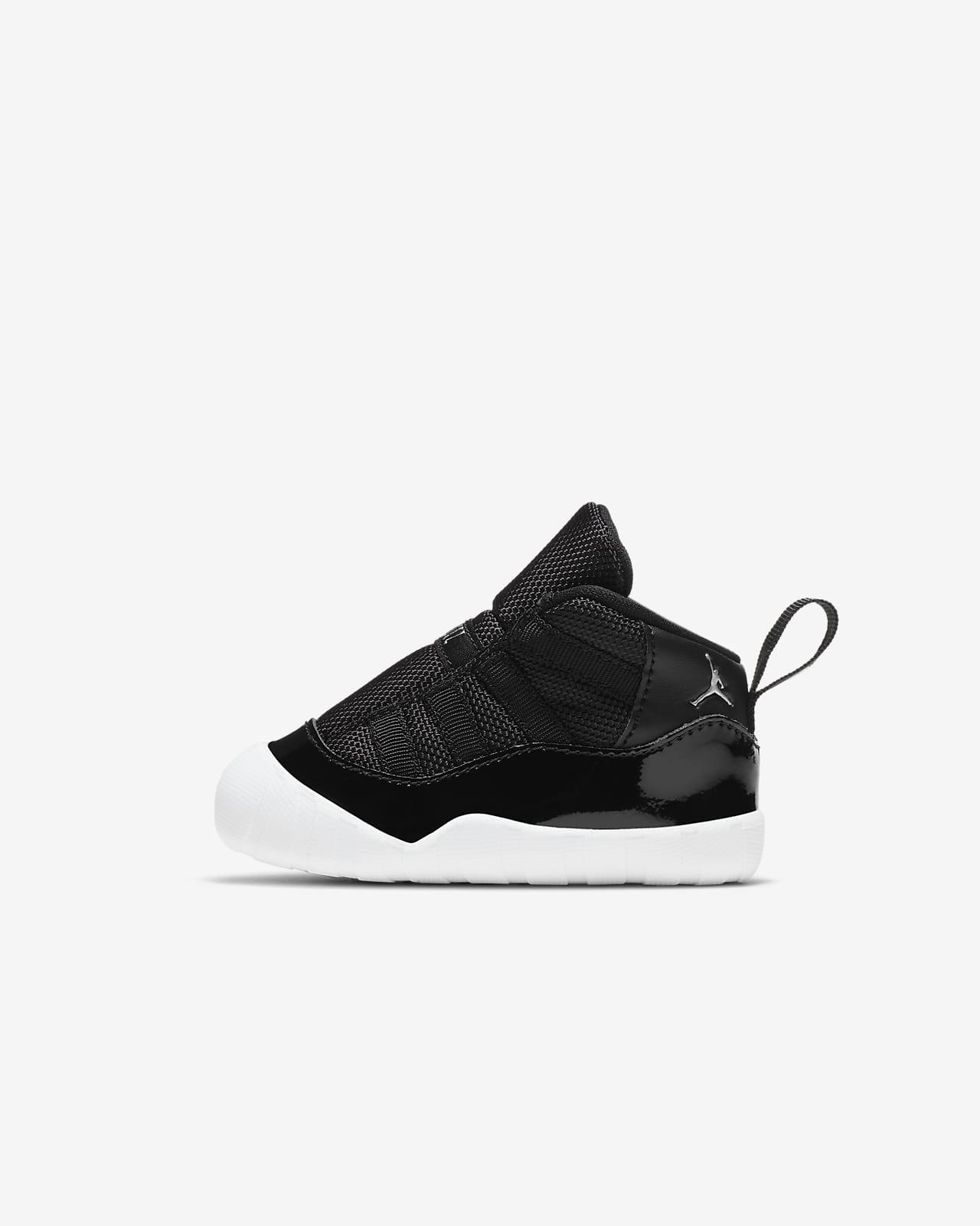 Jordan 11 cipő kiságyba