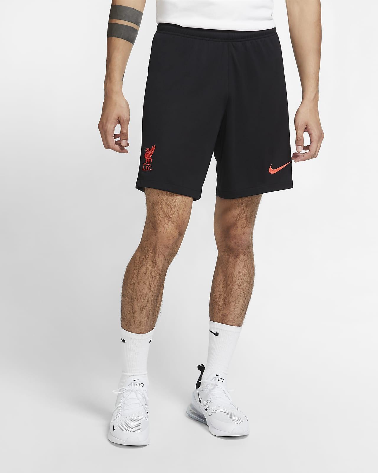 Мужские футбольные шорты из третьего комплекта ФК «Ливерпуль» 2020/21 Stadium