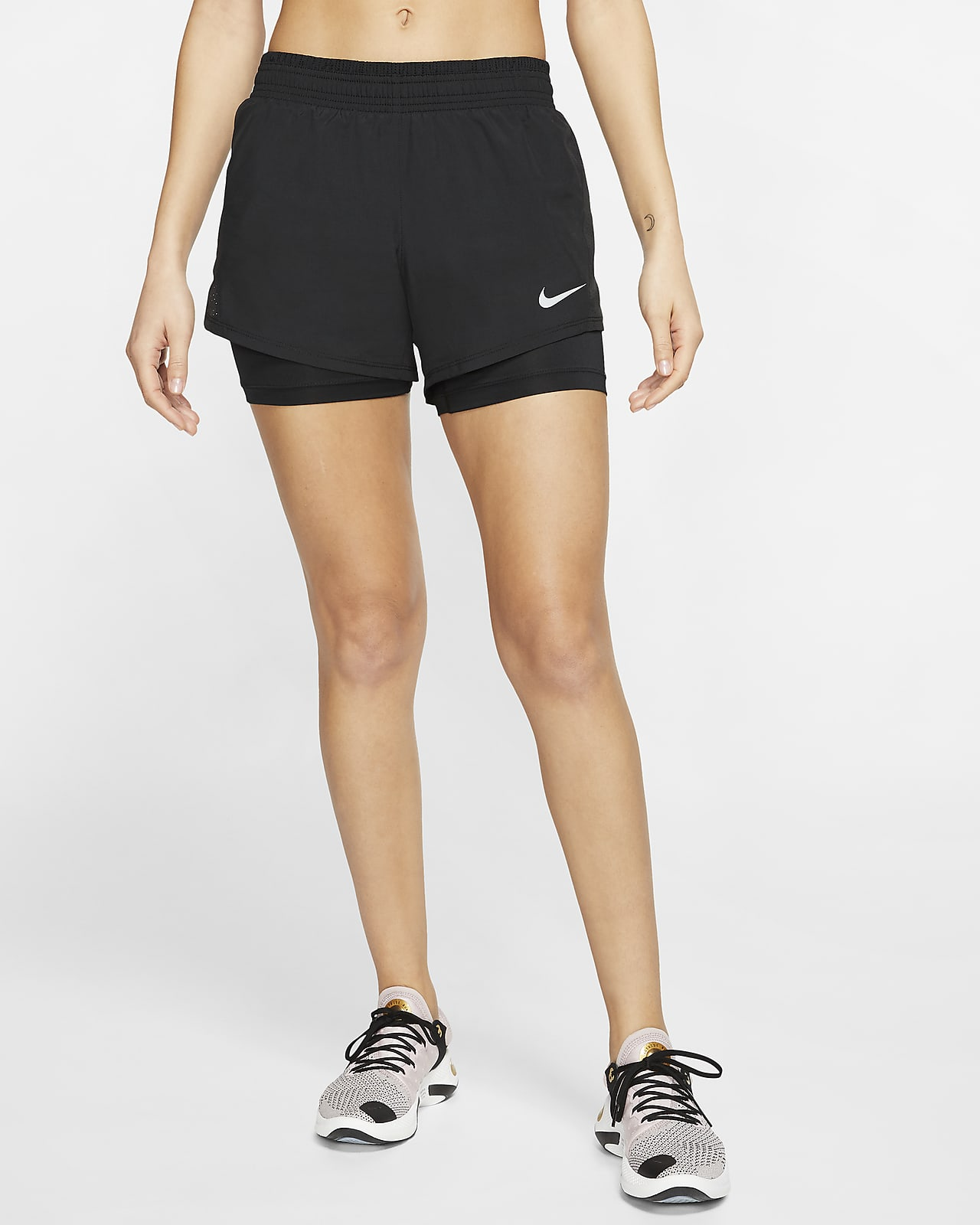 Nike Women's 2-In-1 Running Shorts