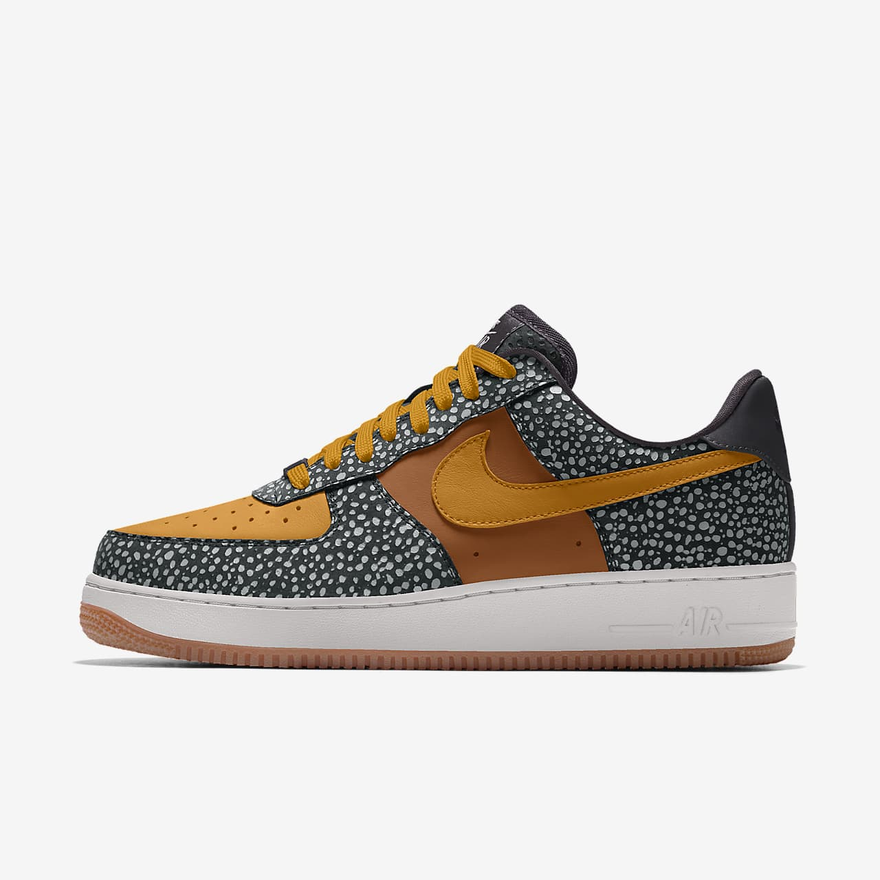 Nike Air Force 1 Low Unlocked By You Custom Shoe