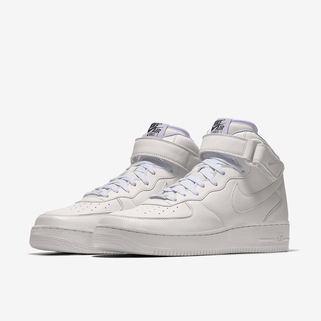 Nike Air Force 1 Mid By You Custom Women's Shoe. Nike.com